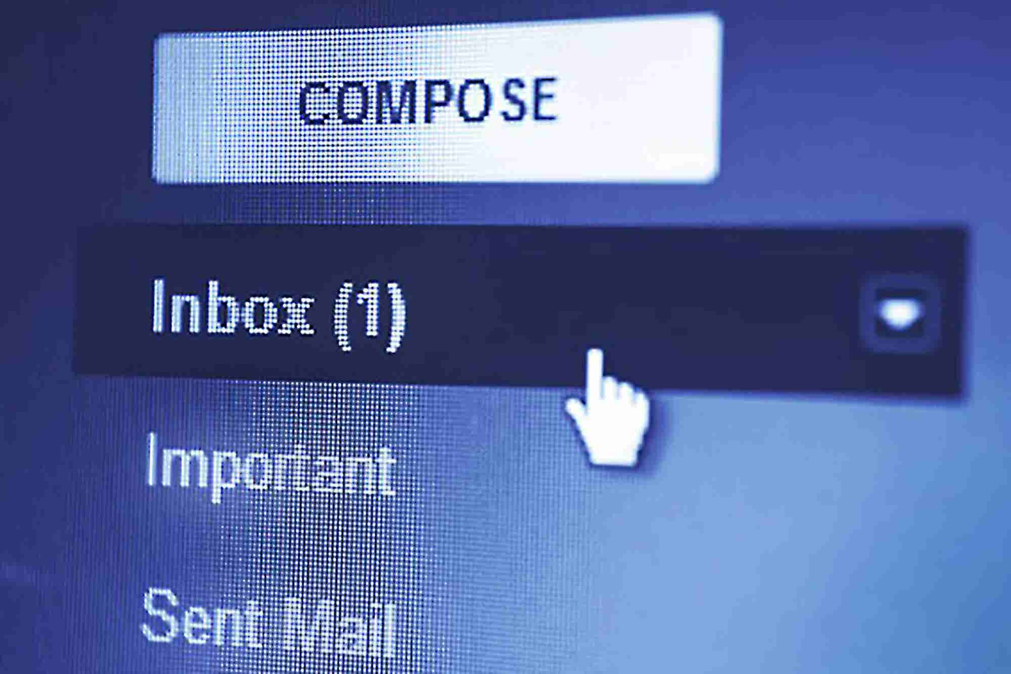 #5 Ways to Get Less Email at Work