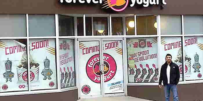 Franchise Players: A Young Franchisee Brings Family's Lessons to Forever Yogurt