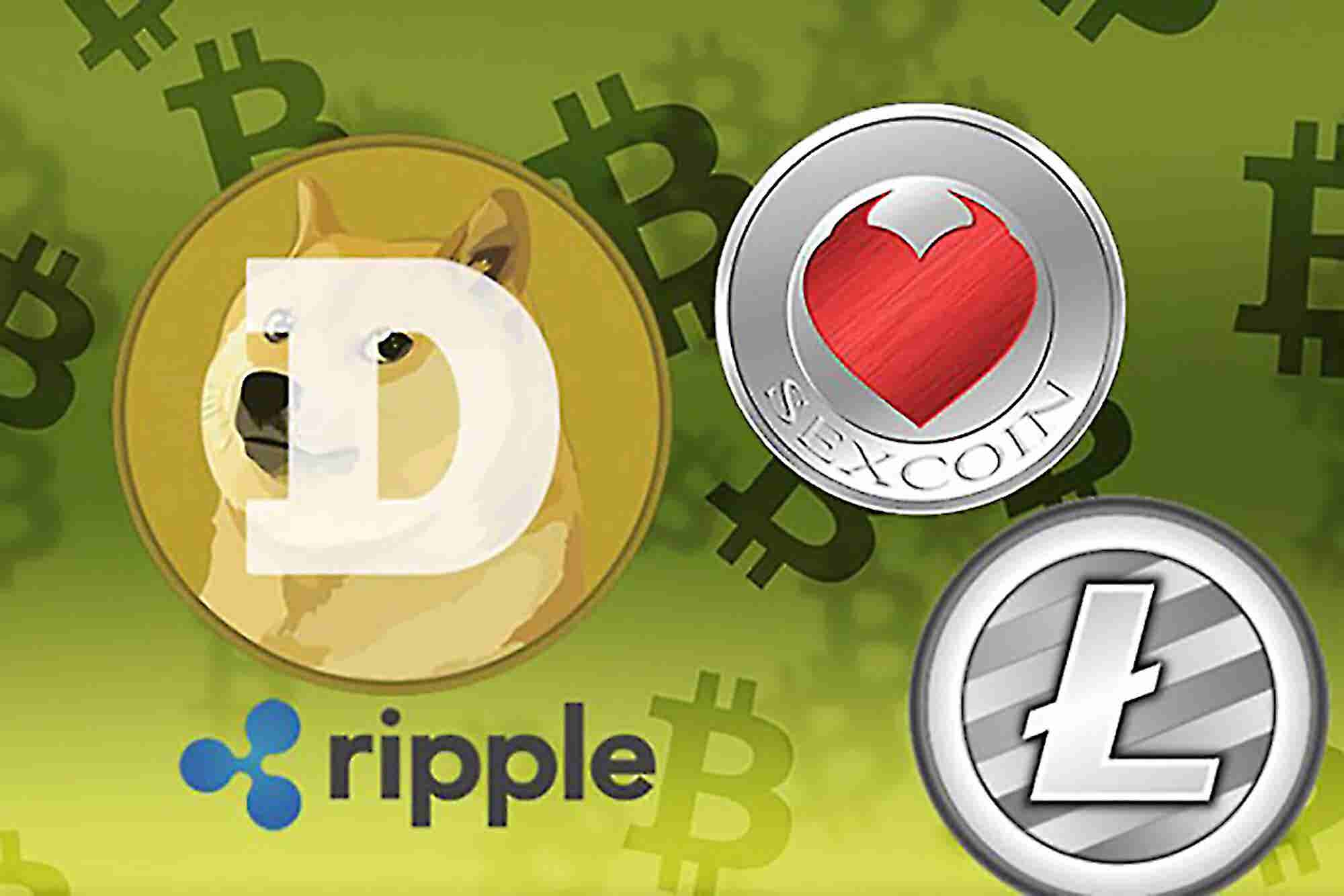 SexCoin, Dogecoin, HoboNickel, Ripple: Should You Take These Bitcoin W...