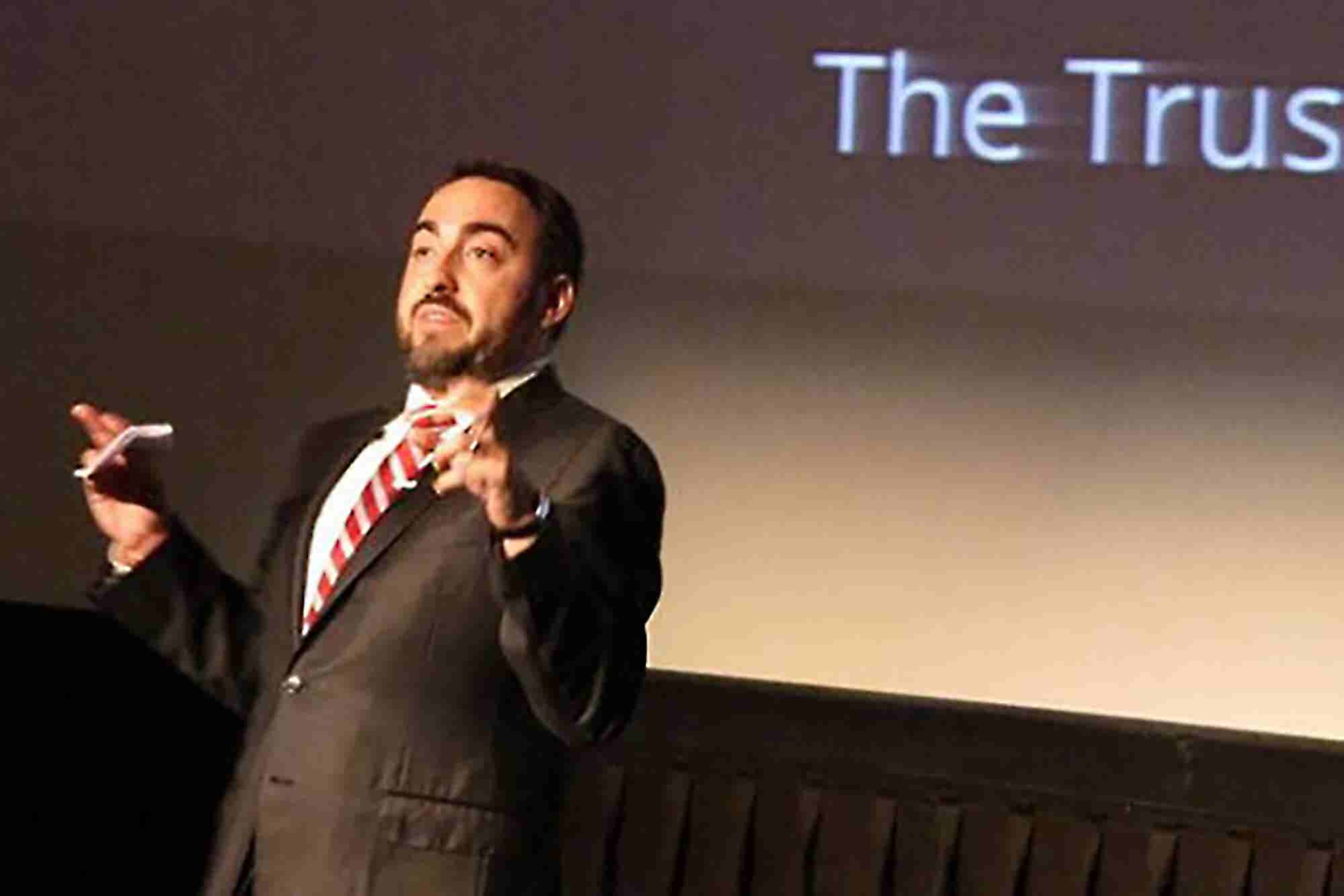 4 Things to Know About Yahoo's New Information Security VP Alex Stamos