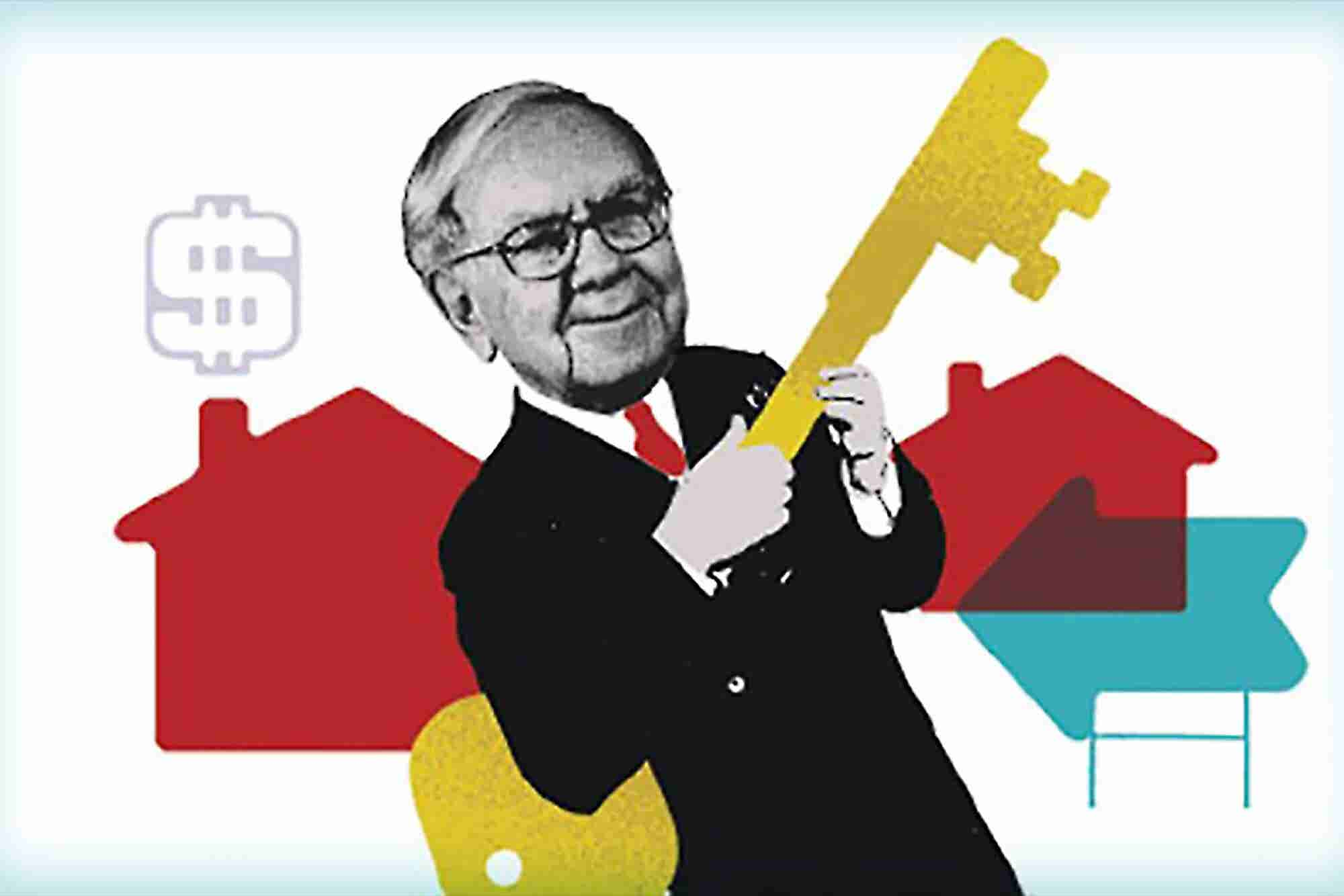 Meet the Real Estate Franchise Backed by Warren Buffett