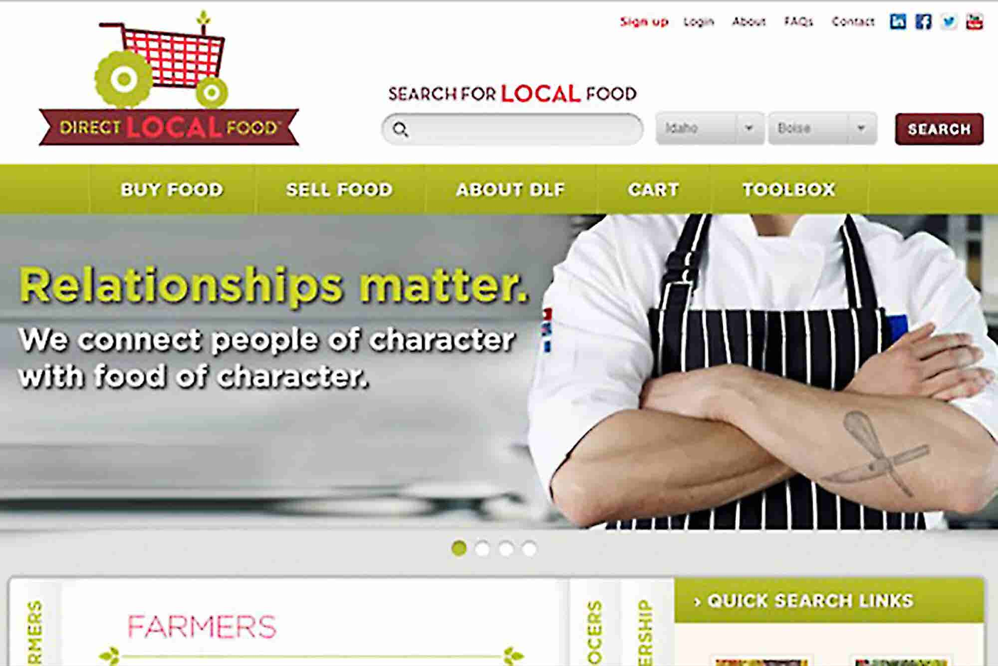 How Relationships Are Fueling One Online Locavore Marketplace