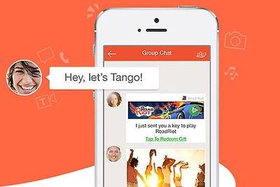 Tango chat en español
