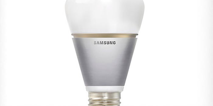 Samsung's Bluetooth-Only 'Smart Bulb' Is a Bit Dim