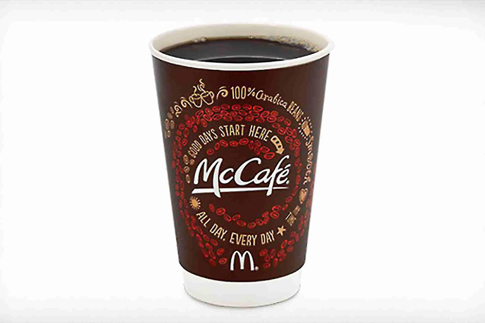 Looking to Steal Taco Bell's Thunder, McDonald's Offers Free Coffee