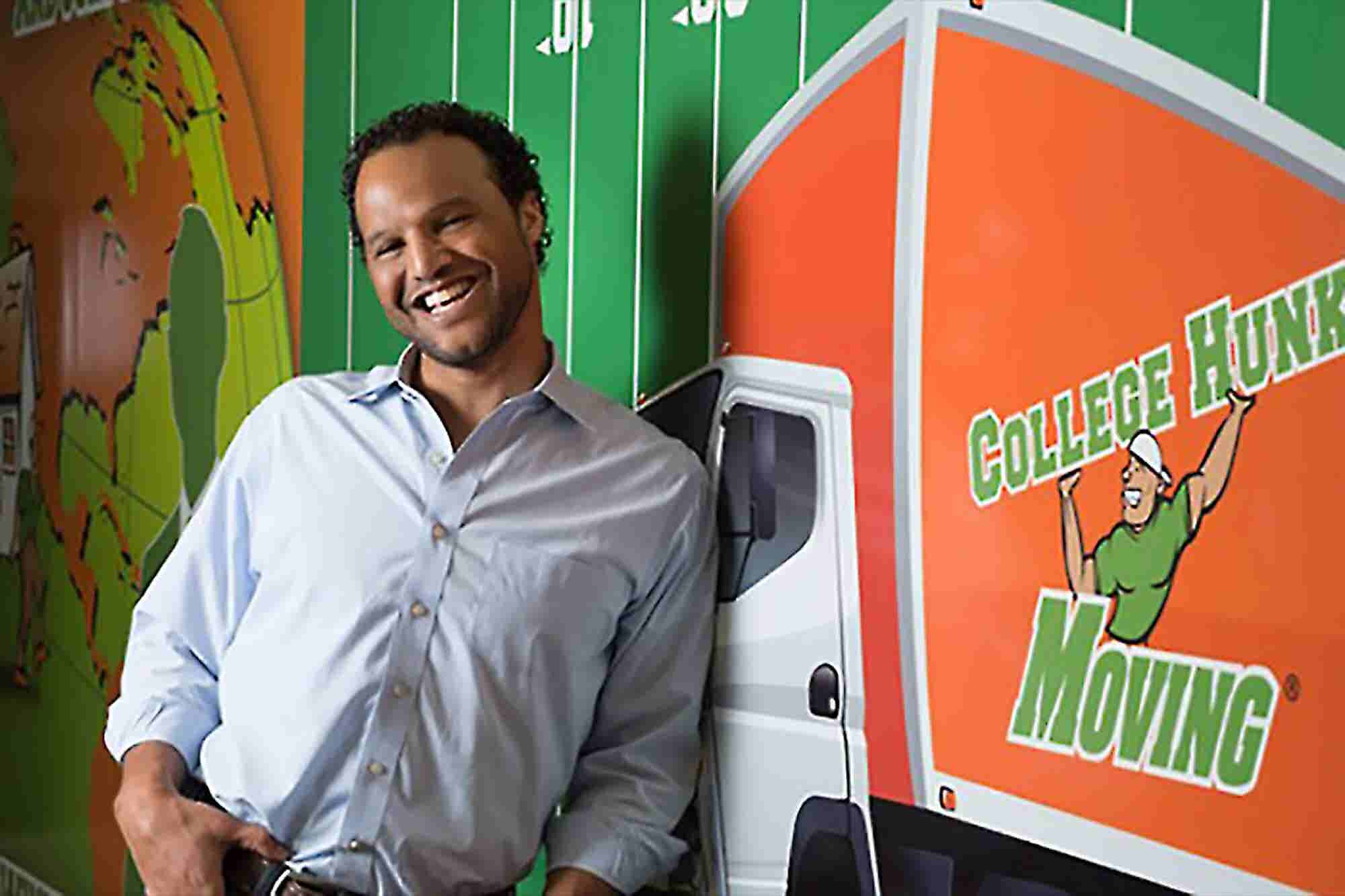 Franchise Players: A 'College Hunk' Franchisee on Dealing With Red Tape
