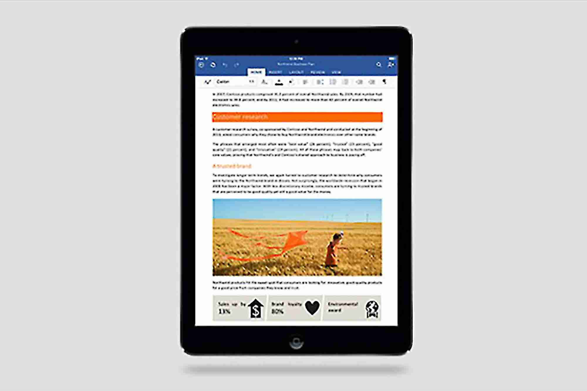 Downloading Office for iPad? Get the Right Subscription for You.