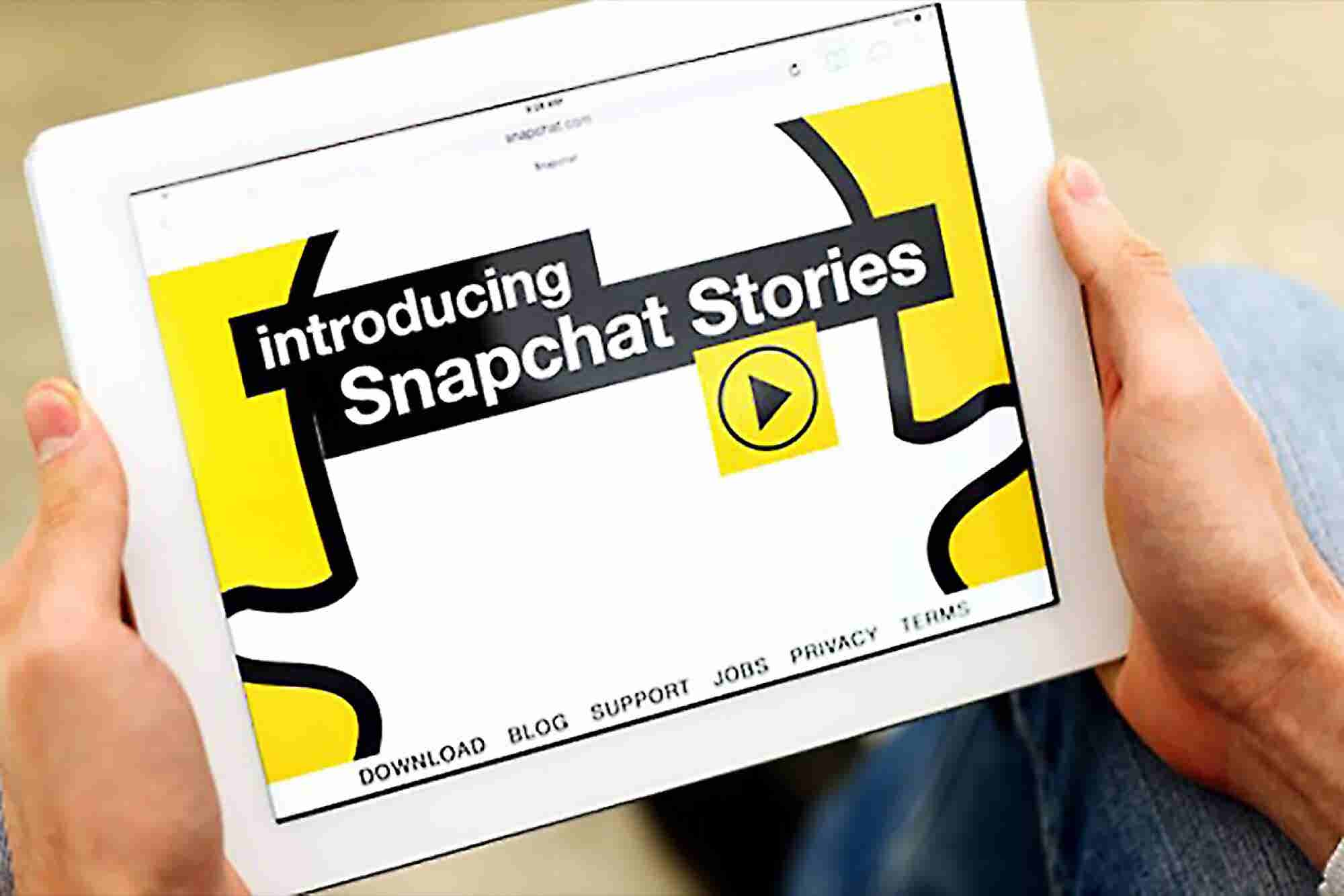 7 Unofficial Rules of Snapchat All Marketers Need to Follow