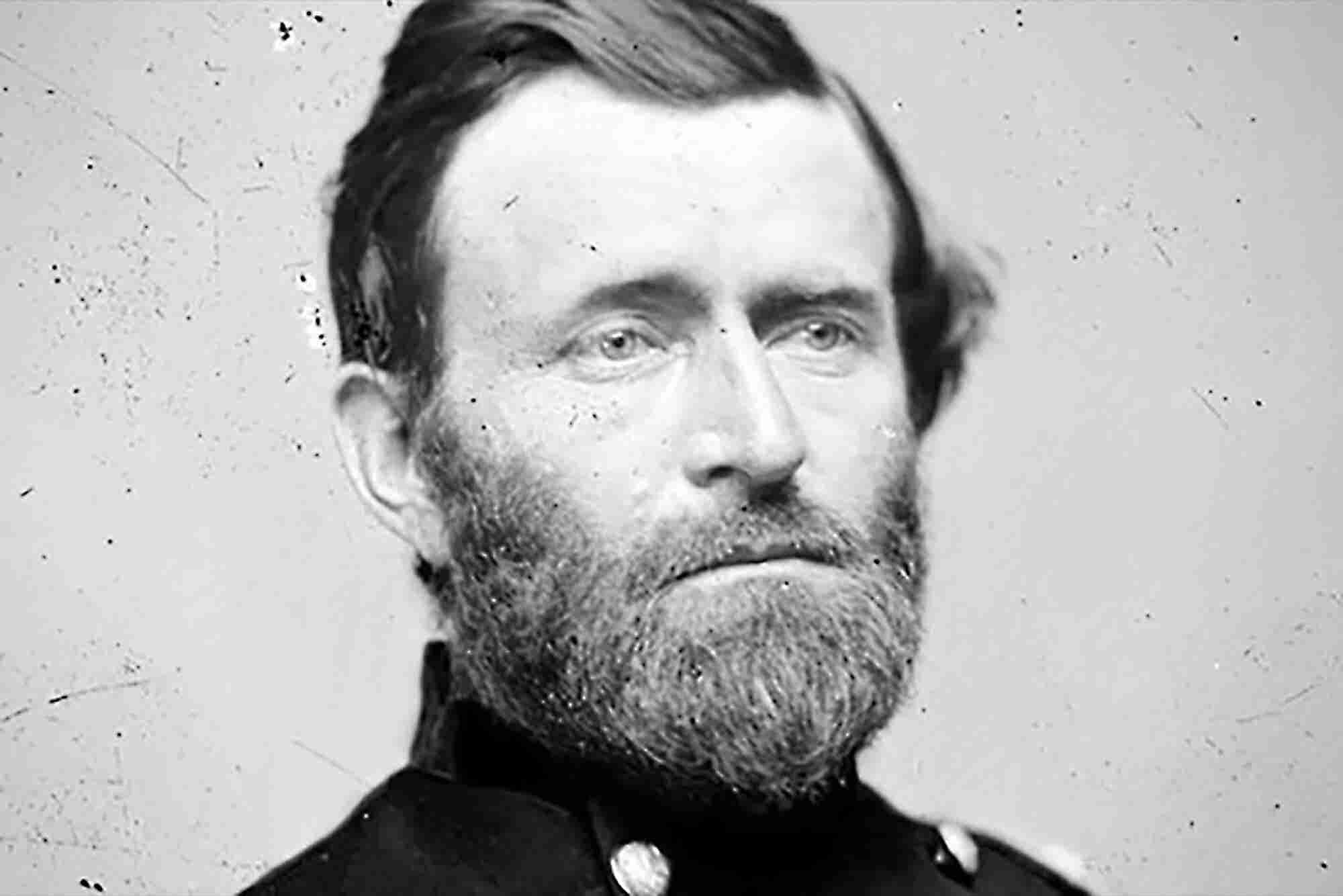 The Entrepreneur's Secret Weapon: Persistence. (See General Grant.)