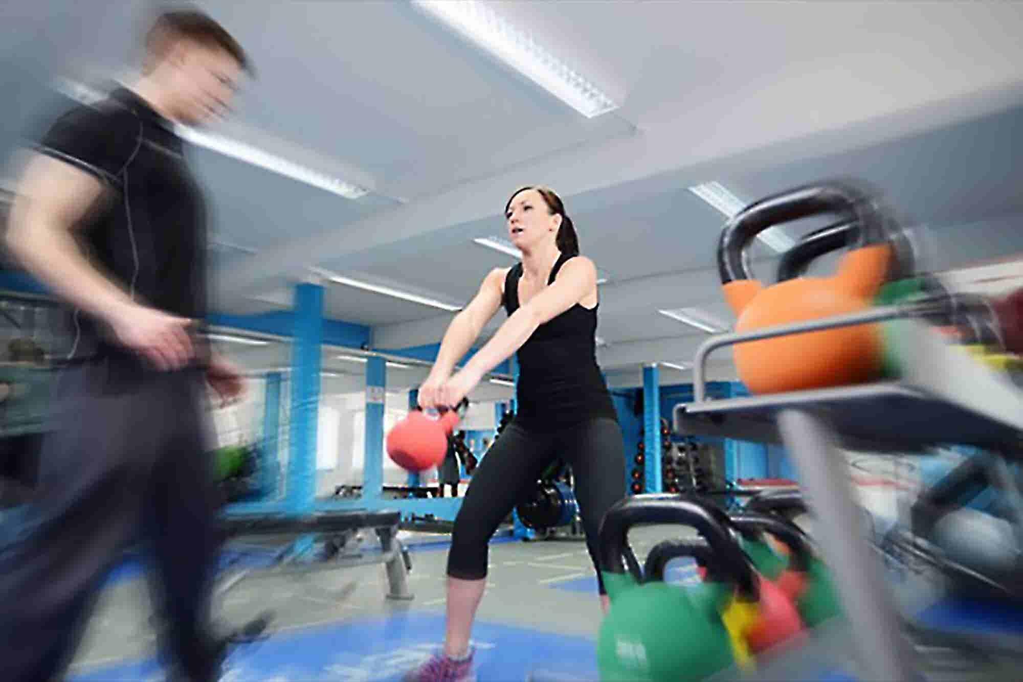 An Entrepreneurial Idea for Fitness Freaks