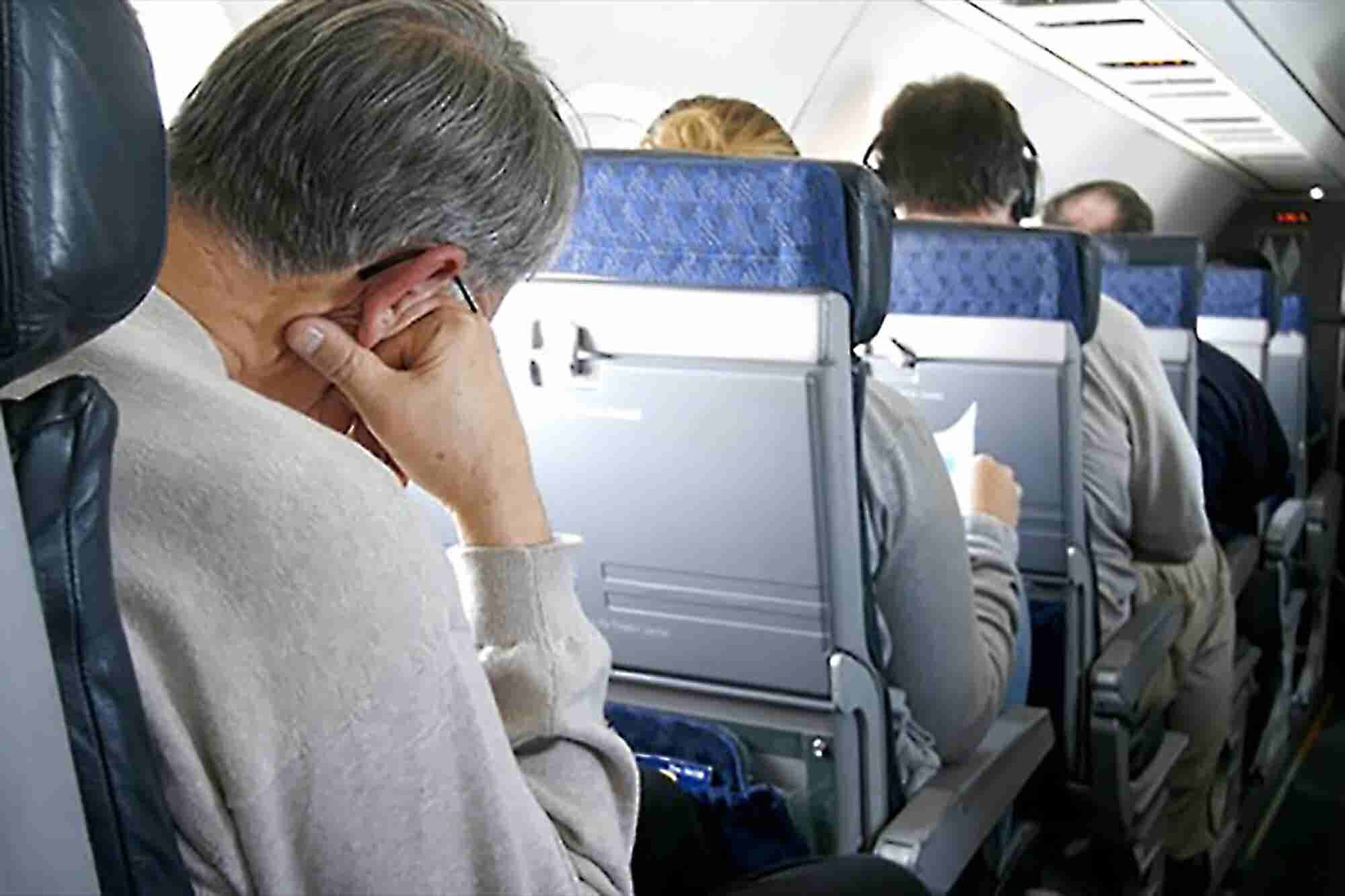 Surprising Tricks: How to Sleep on a Plane