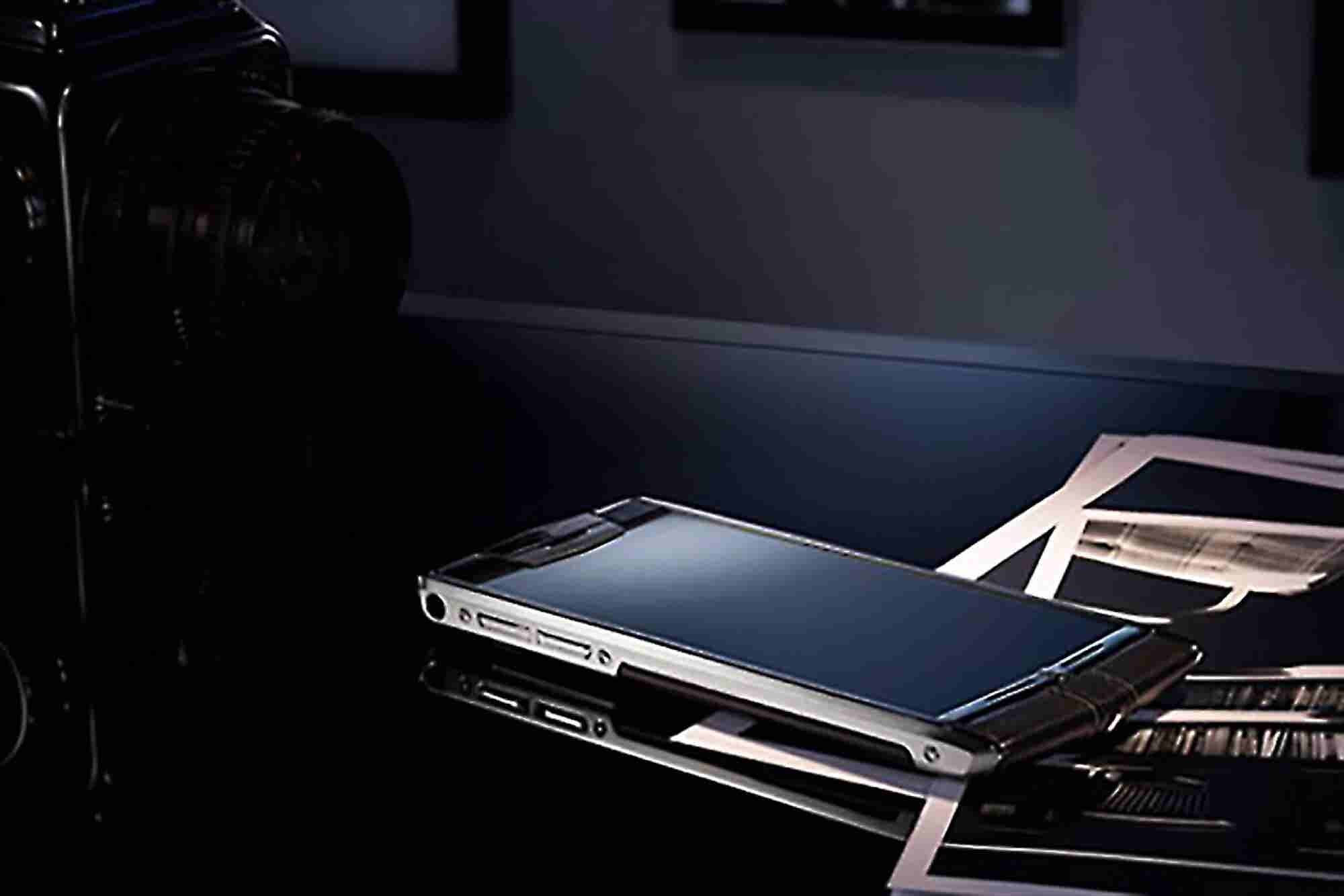 This Luxe Smartphone Could Be Yours for $10,000