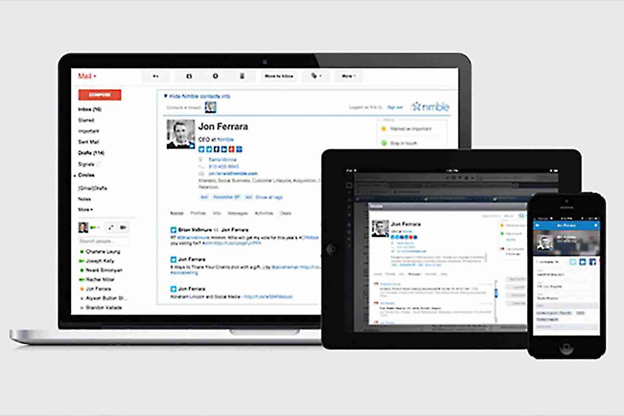 Overwhelmed by Email and Social Mentions? This Tool Tames Both.