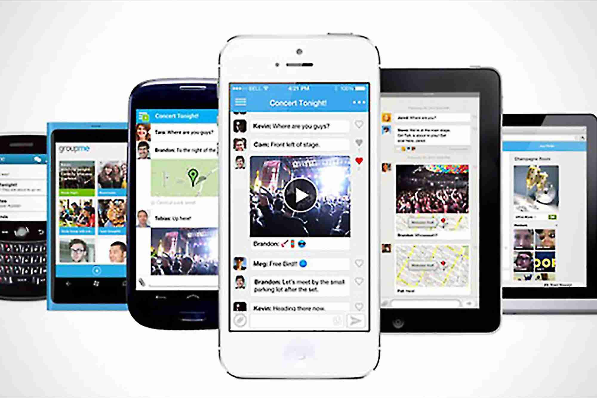 Need to Privately Instant Message Your Entire Team at a Conference? Try This Slick App