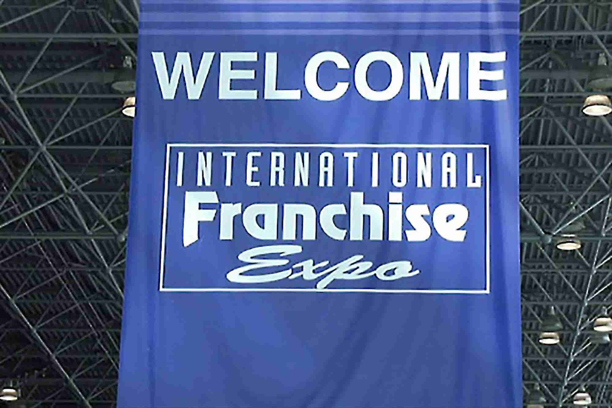 For Some, Business Search Starts at Annual International Franchise Exp...