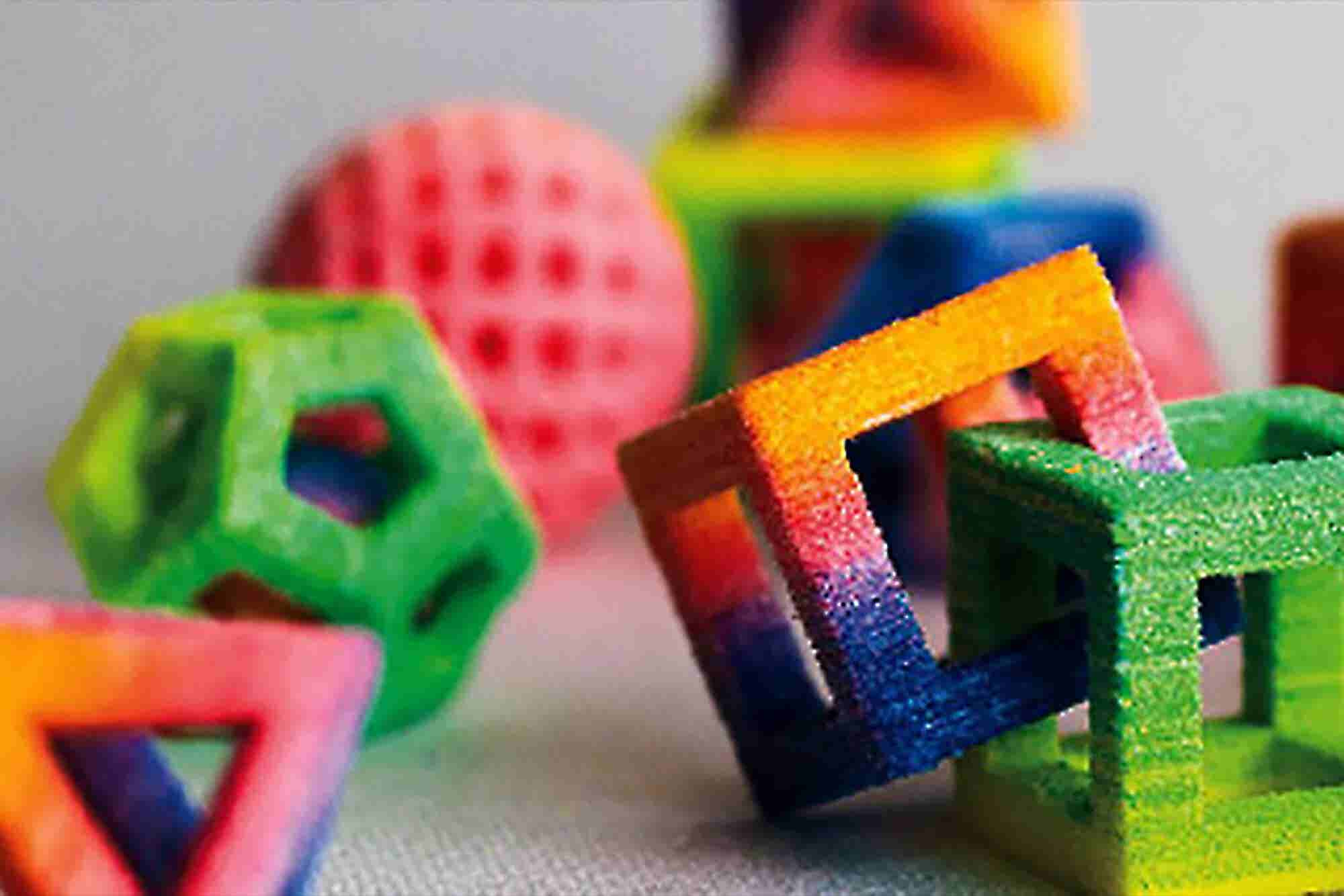 From the Sustainable to the Flexible to the Edible, We Explore the Possibilities of 3-D Printing
