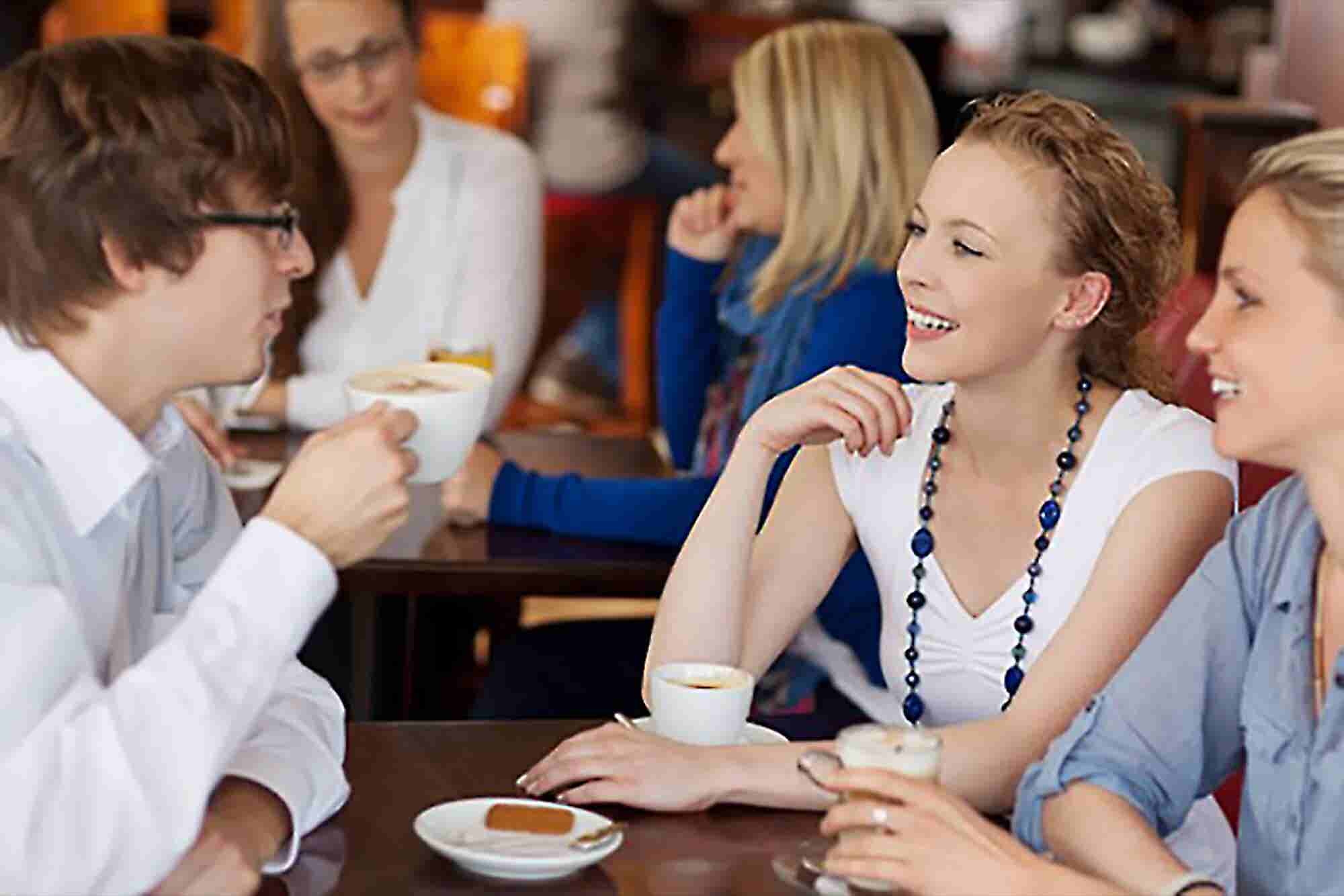 Master the Art of Small Talk to Build a Network of Business Allies