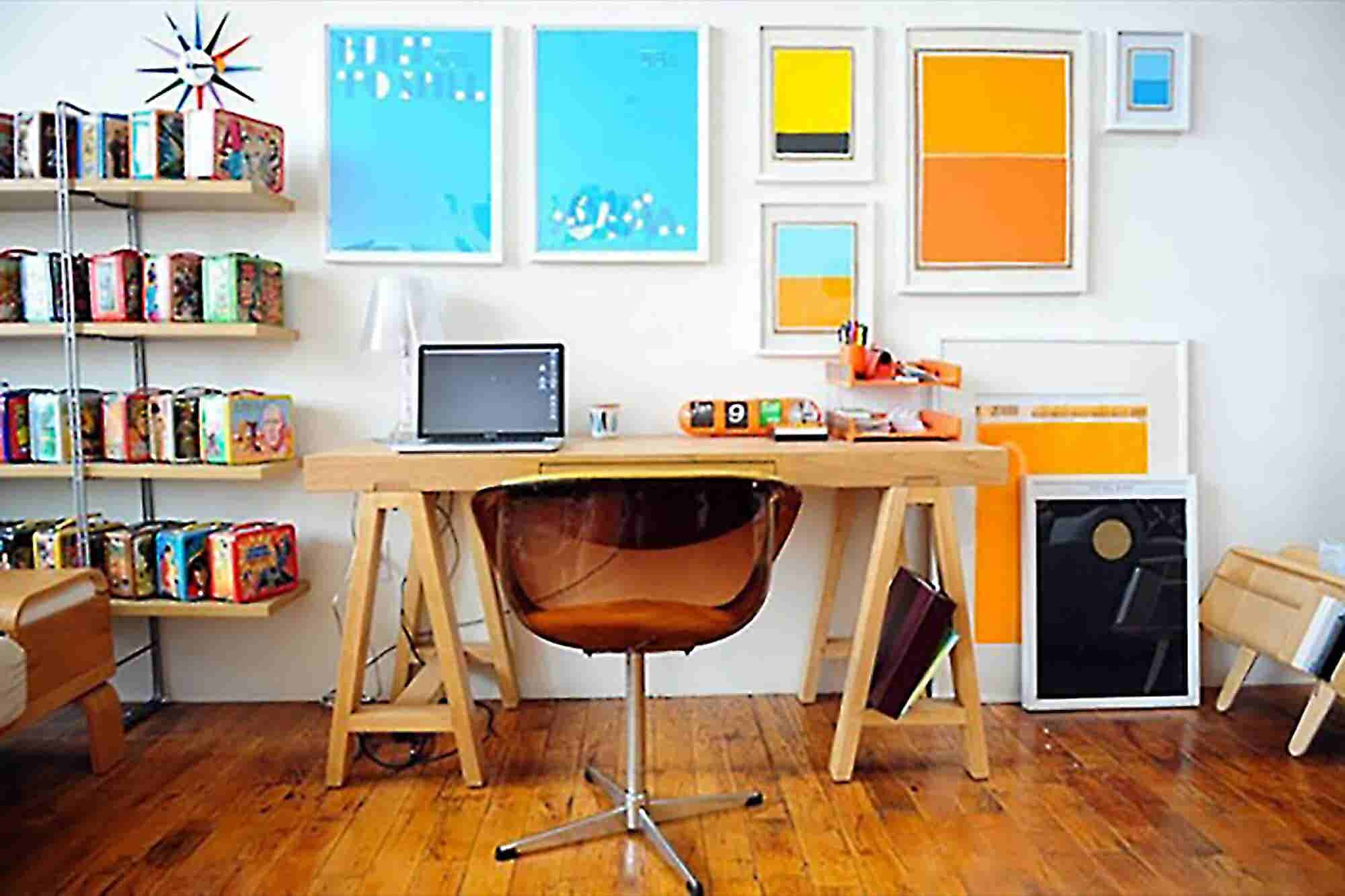 We Asked, You Answered: 10 Workspaces That Get Your Creative Juices Flowing