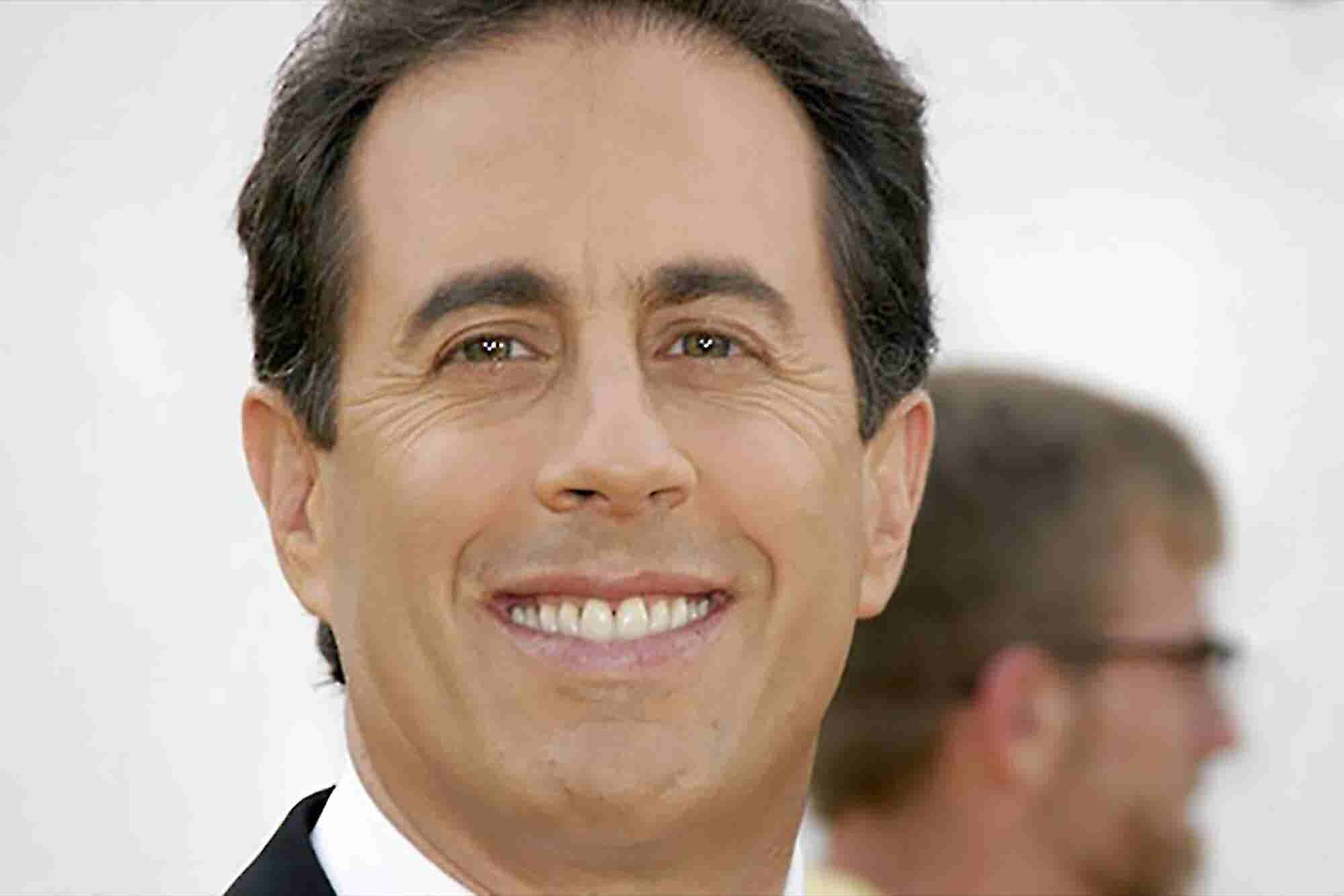 What Jerry Seinfeld Thinks of Social Media