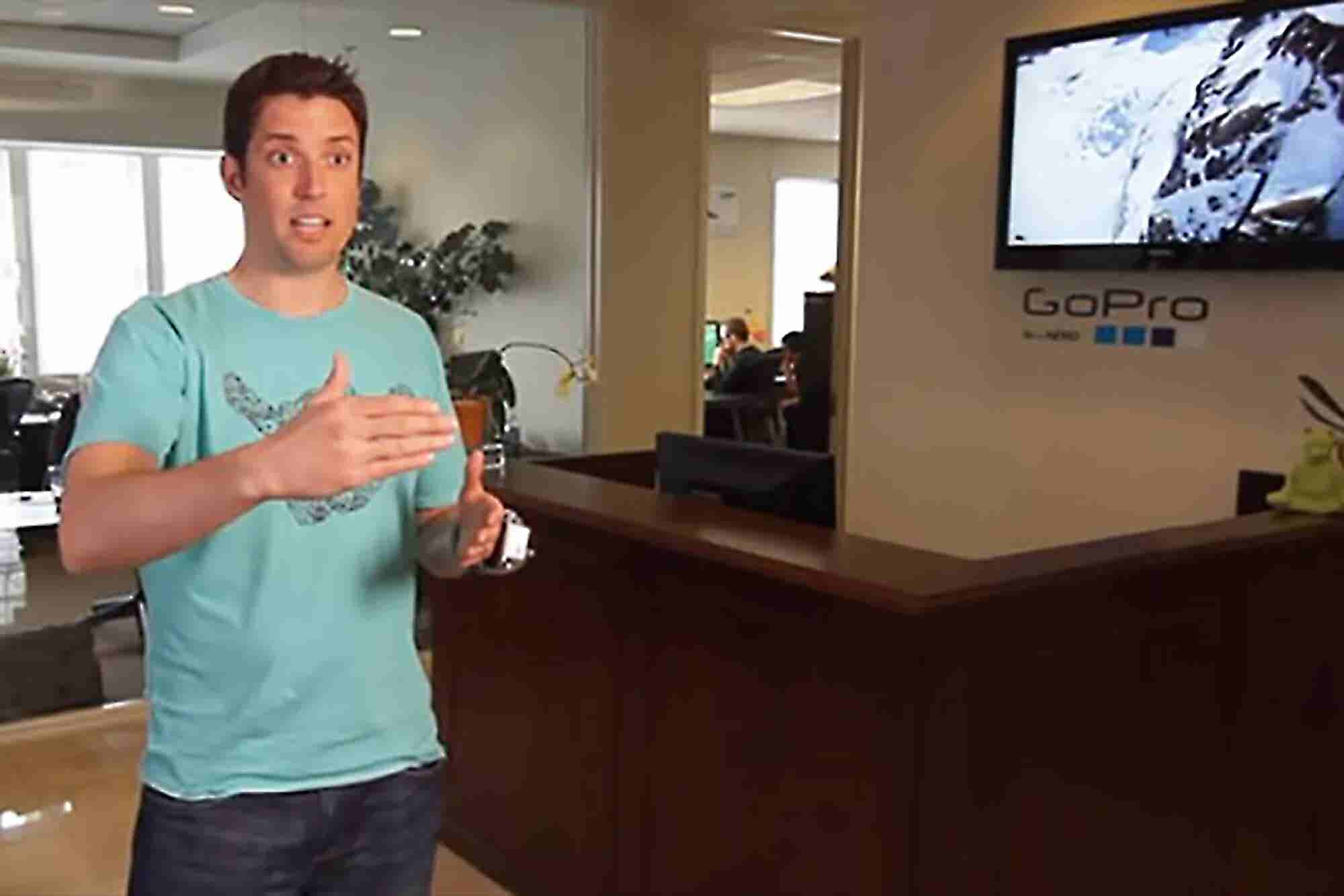 GoPro Founder Remembers His $3 Billion 'Ah-Hah Moment'