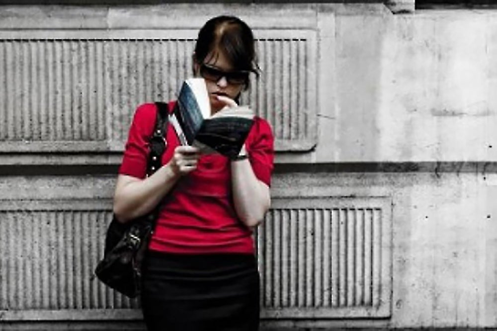 The 7 Books Every Entrepreneur Needs to Read When They're Discouraged