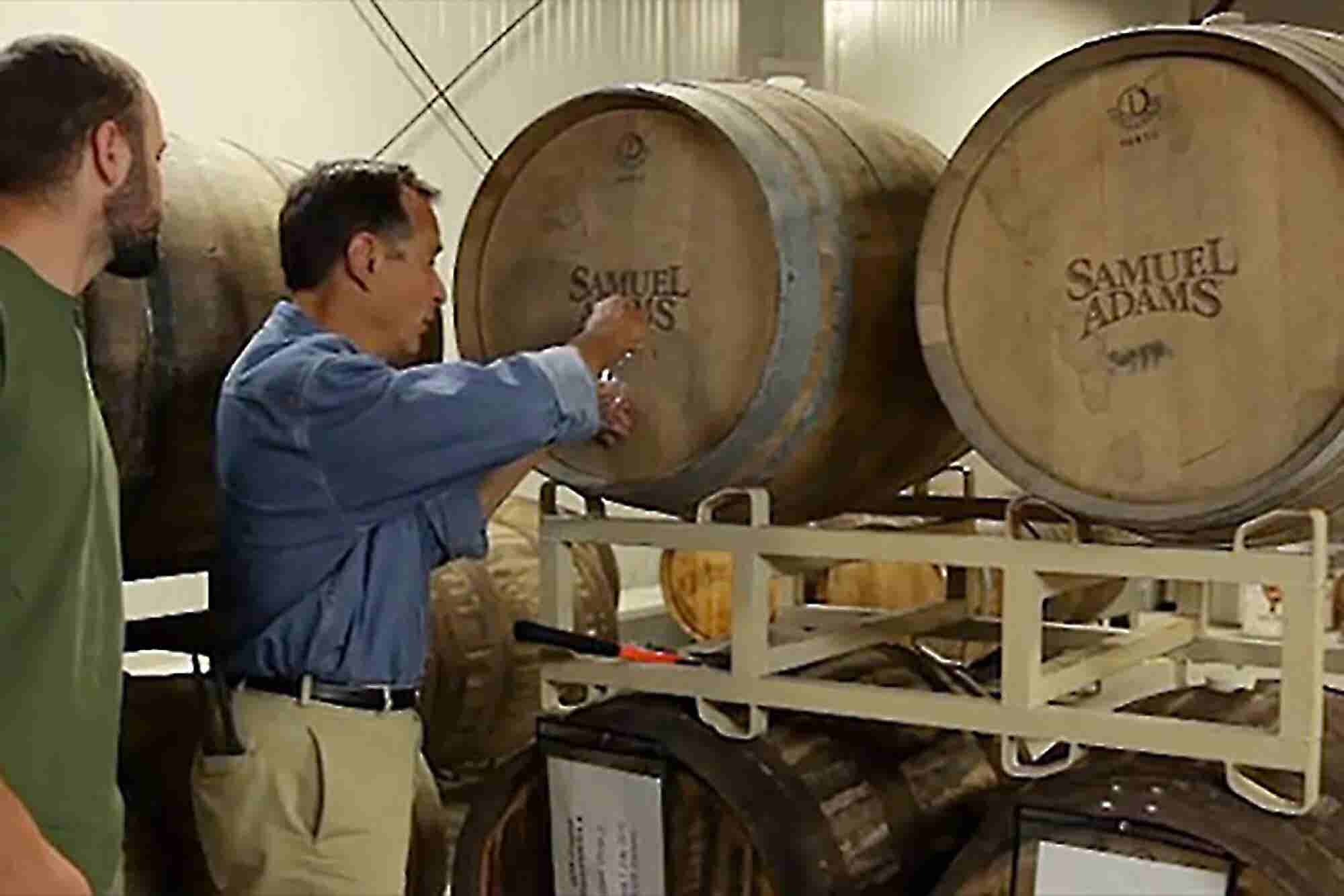 Sam Adams Founder: 'You Can't Expect More of Your People Than You Expe...