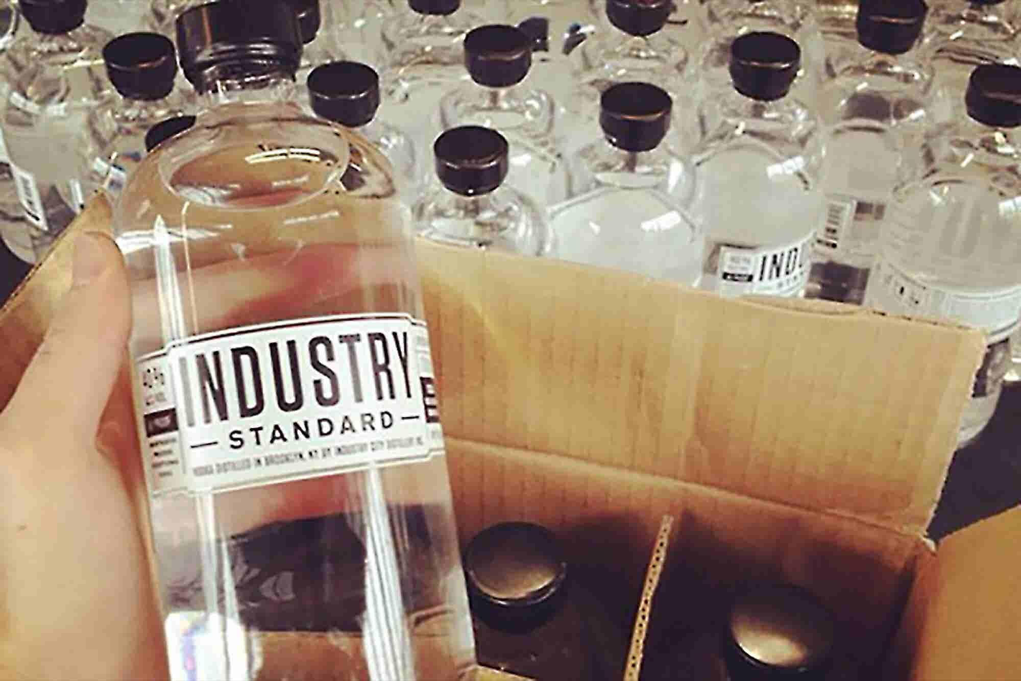 These Entrepreneurs Found a Way to Make Energy-Efficient Vodka