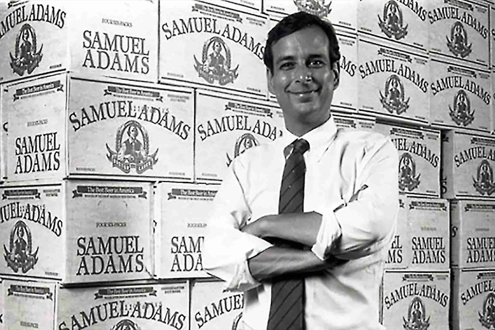 Sam Adams Founder: Waiting for That 'Light Bulb' Moment? Don't.