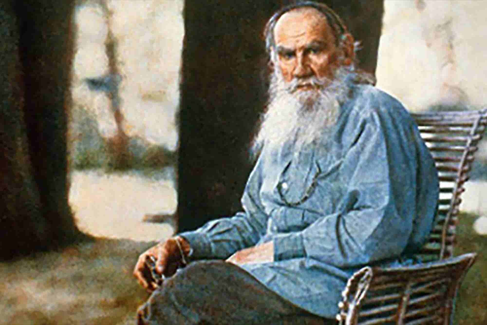 How Inspiration From Leo Tolstoy Can Drive Your Business