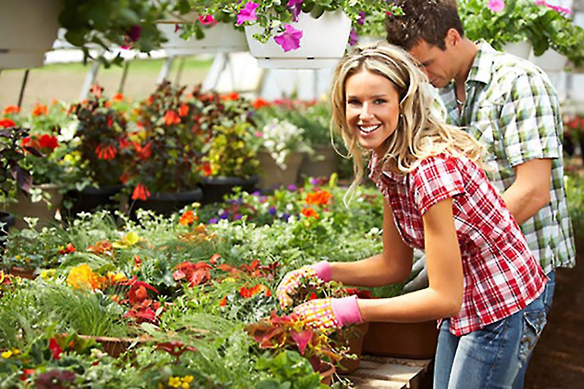 Про, картинки садовника женщина