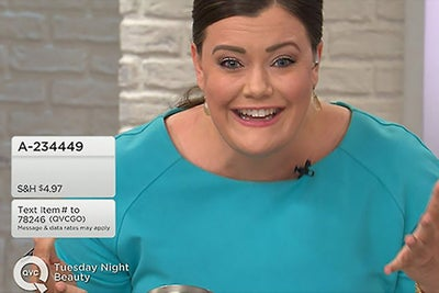 How a 10-Minute Spot on QVC Turned This Woman Into a $100 Million Cosm...