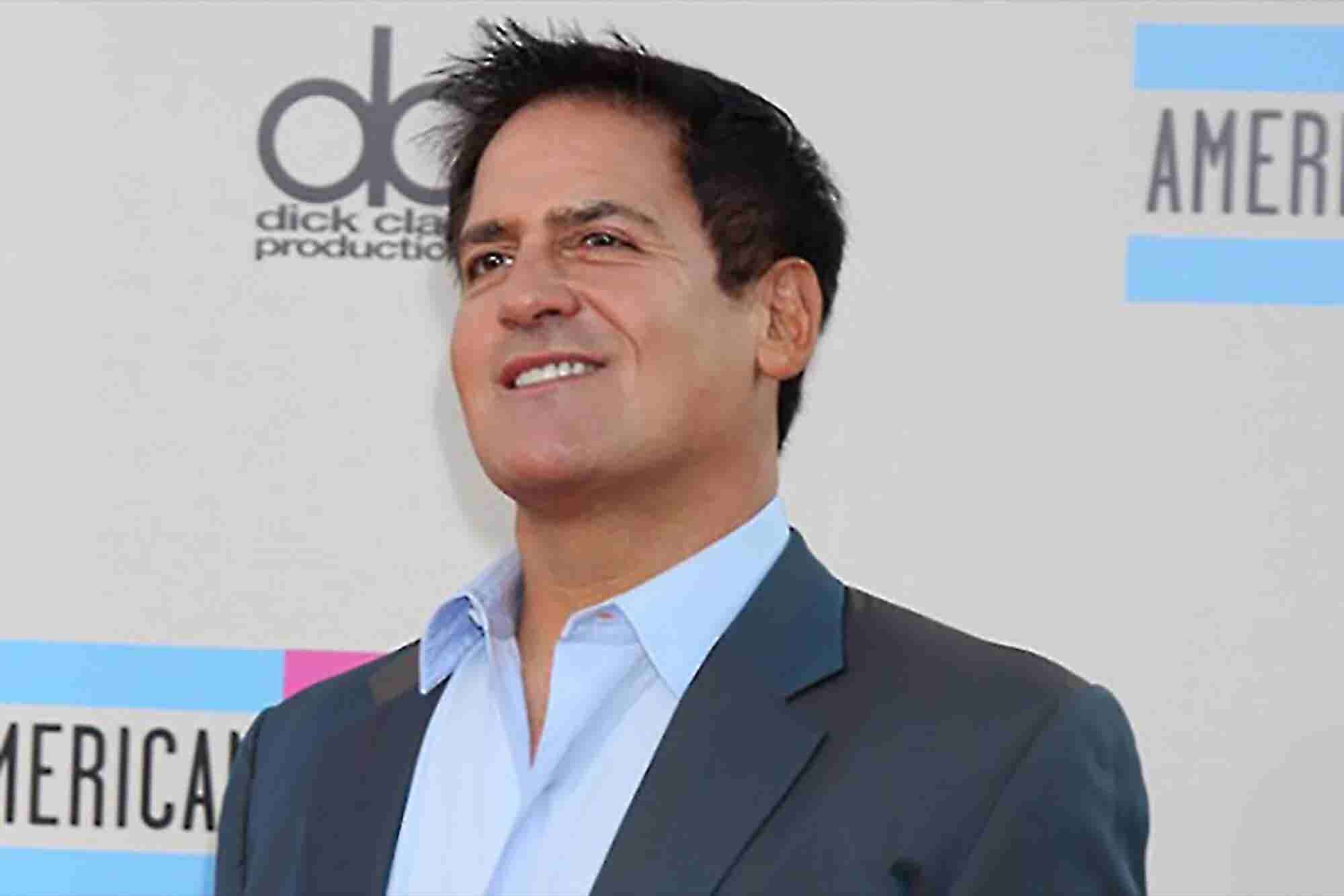 What Does Mark Cuban Do First Thing in the Morning?
