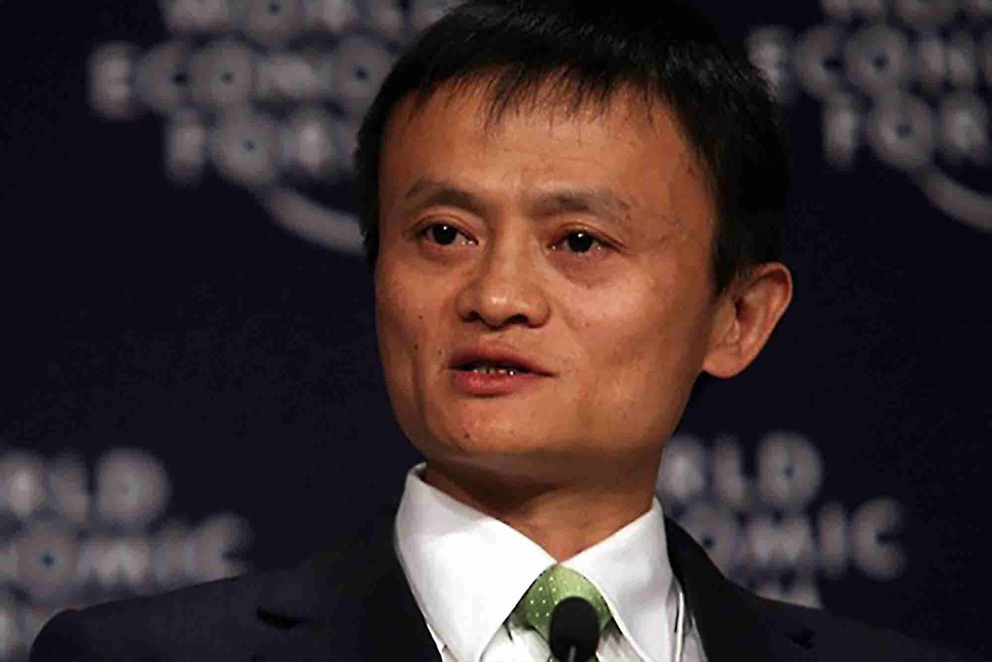 Jack Ma, China's Richest Man, Says He Was Happier When He Wasn't a Billionaire