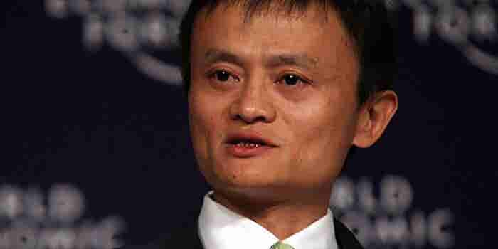 Jack Ma Says Alibaba to Freeze Hiring After Growing 'Too Quickly'