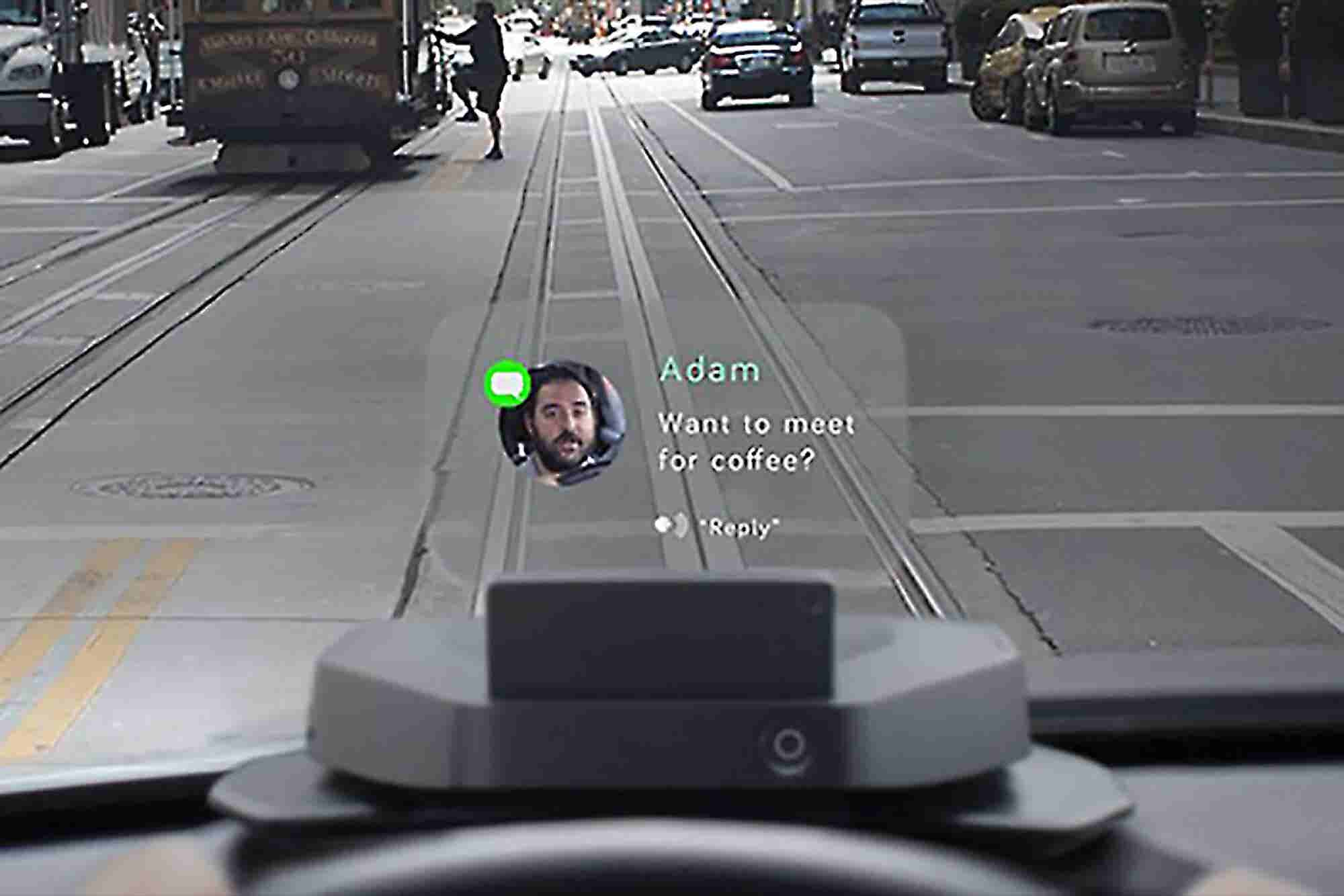Smart Devices Are the Cause of Distracted Driving -- But They're Also the Solution