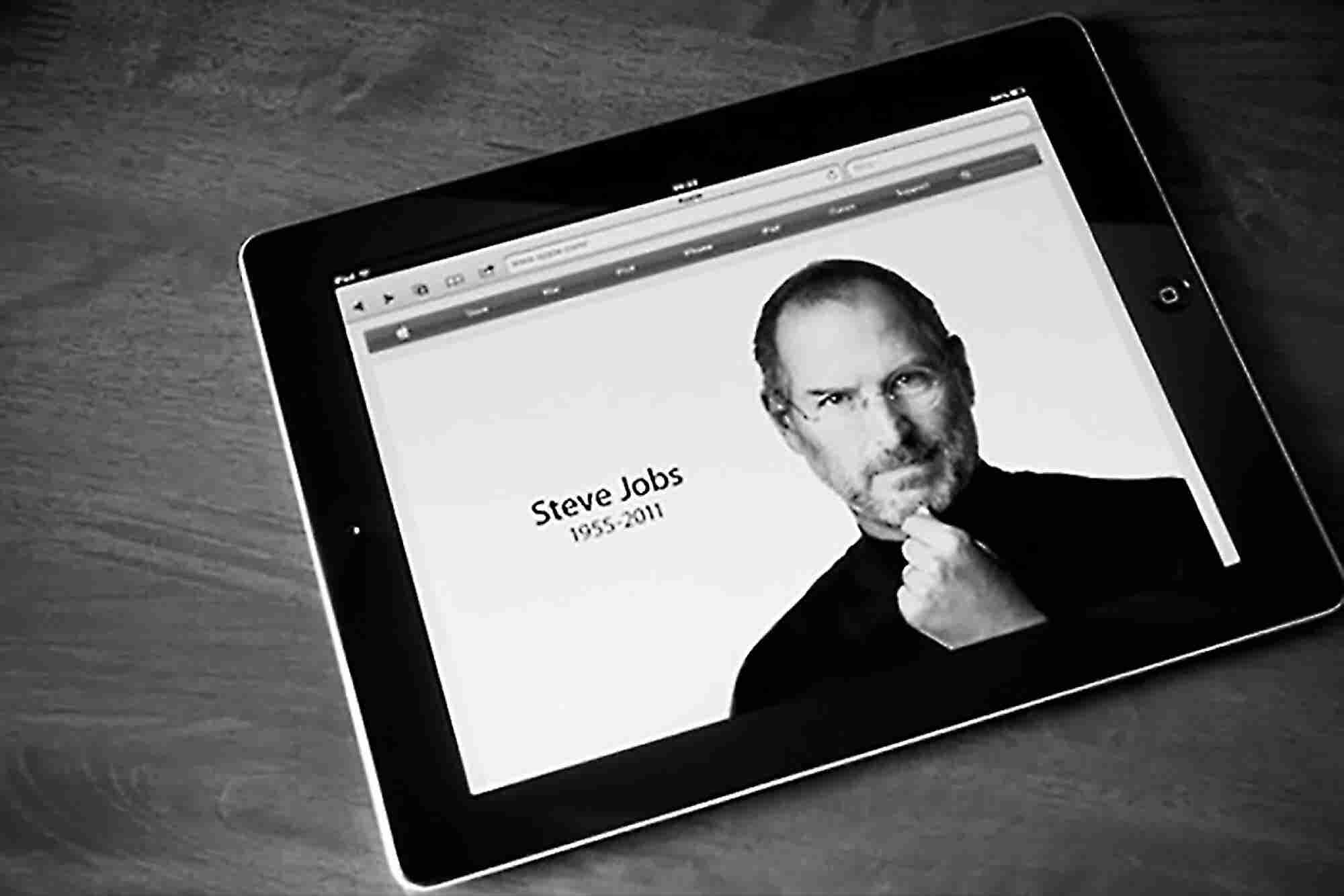 4 Things Steve Jobs Taught Me About Succeeding as an Entrepreneur