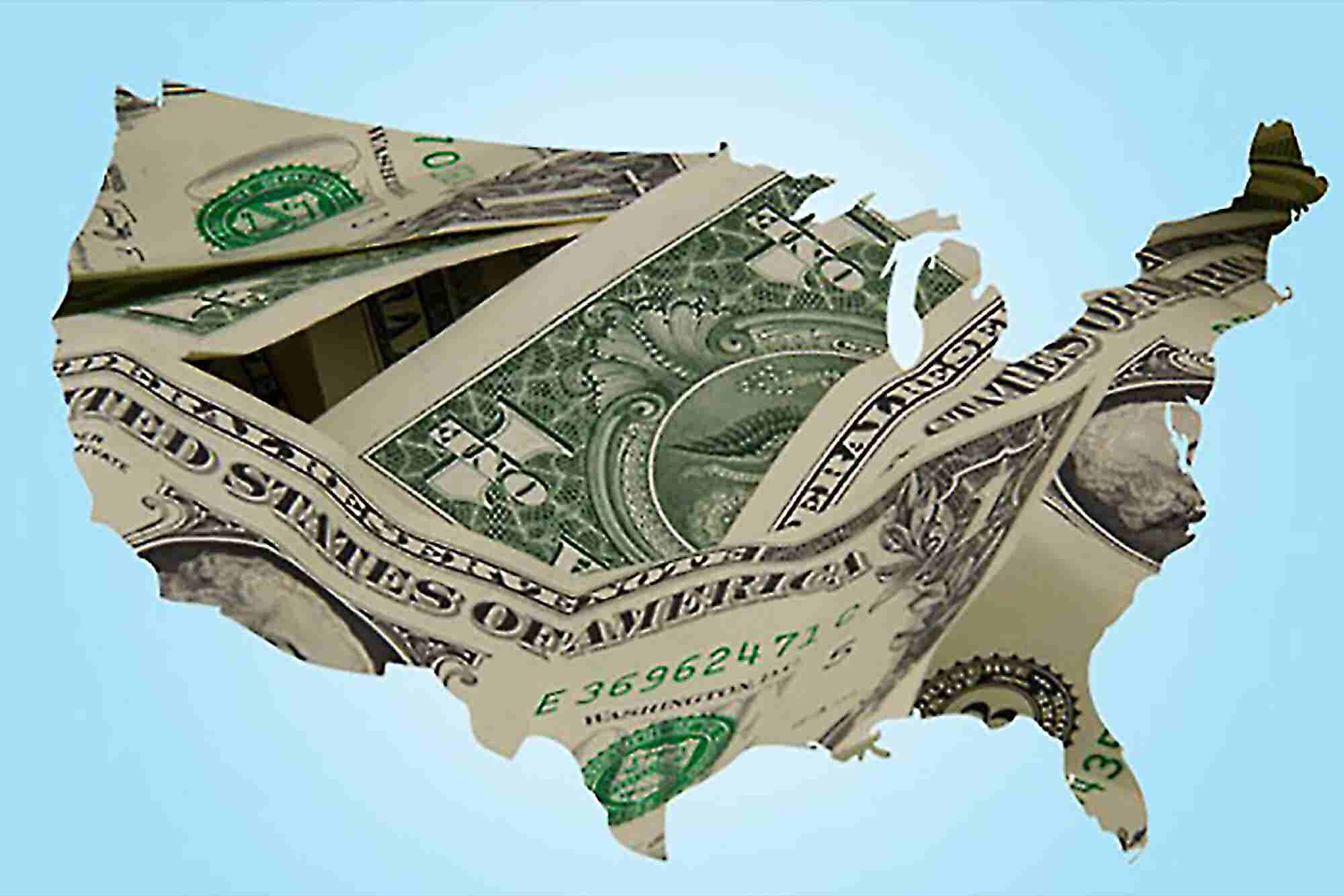 The Best and Worst States in America for Crowdfunding