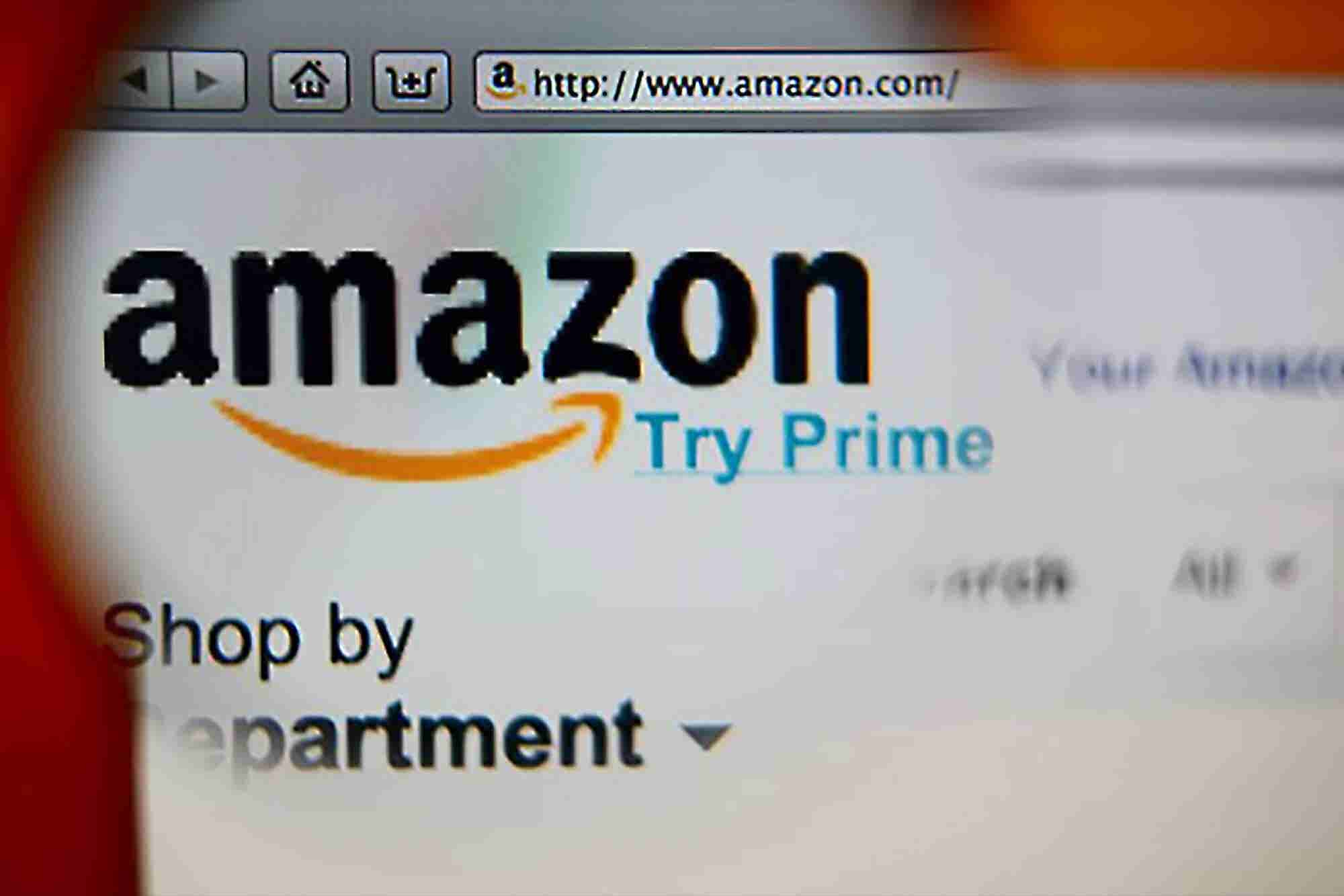 Heavy Growth Puts Drag on Amazon's Bottom Line