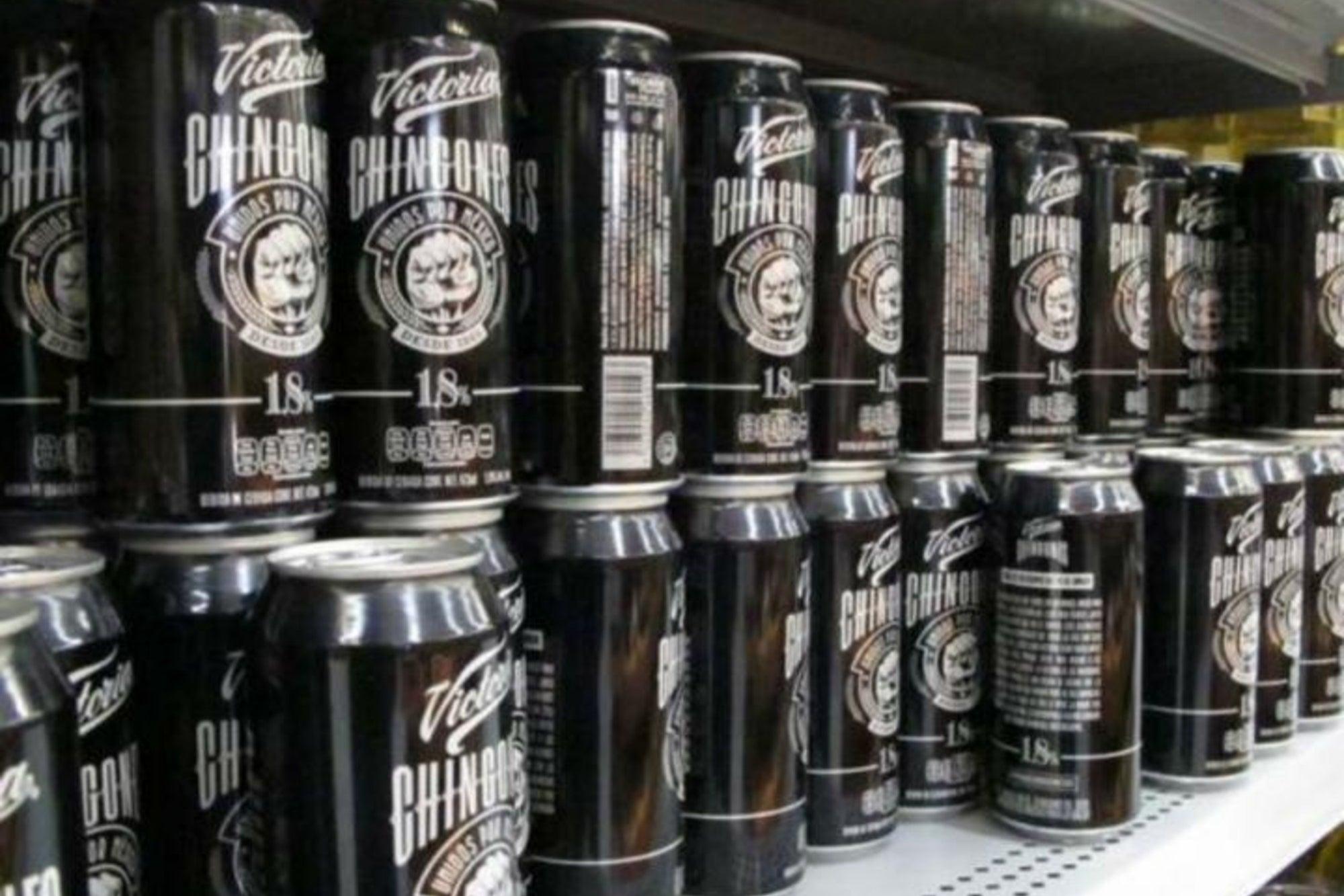 Modelo lanza una cerveza que 'técnicamente' no es cerveza