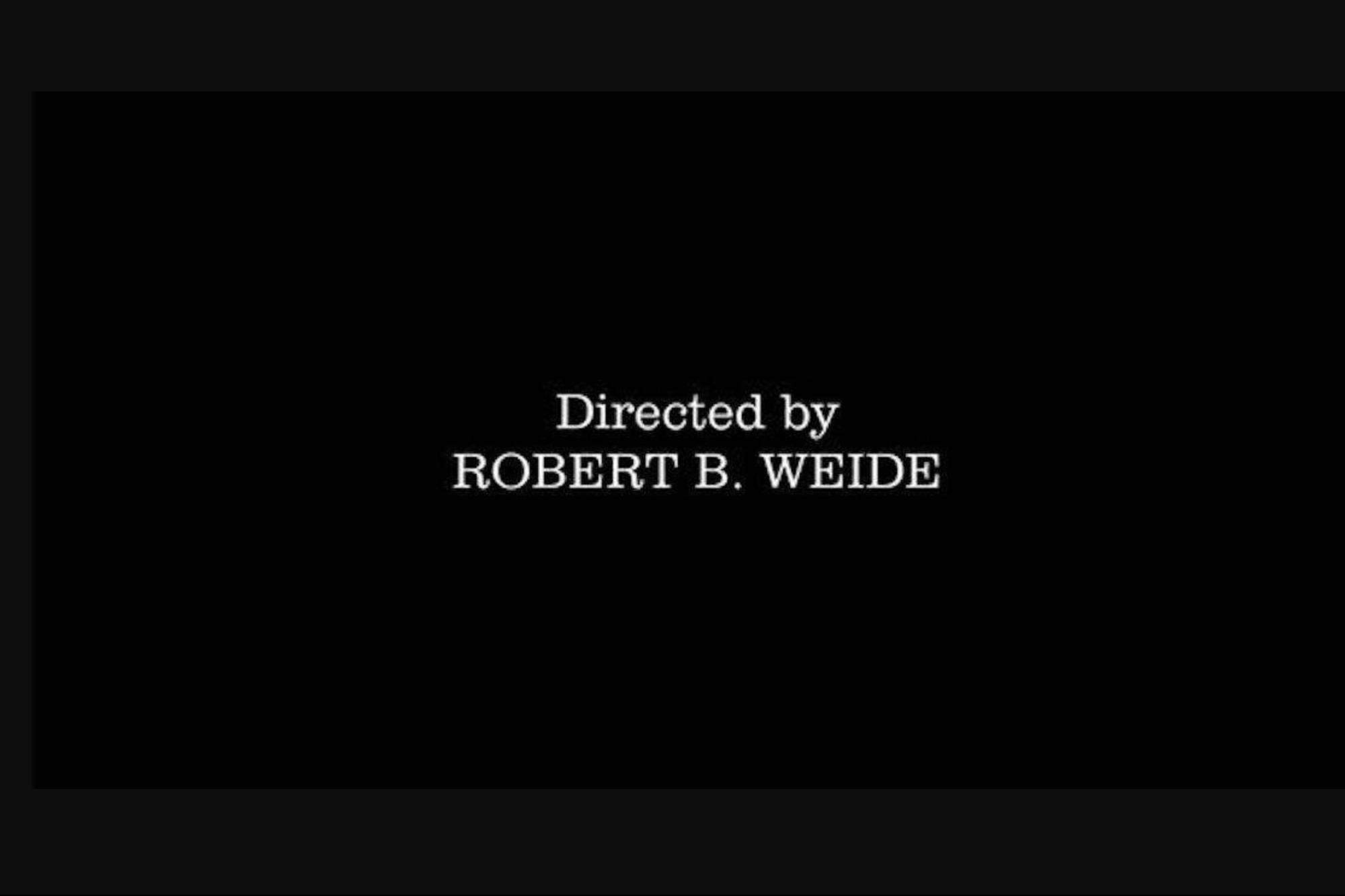Quién es Robert B. Weide y por qué 'dirige' tantos memes?