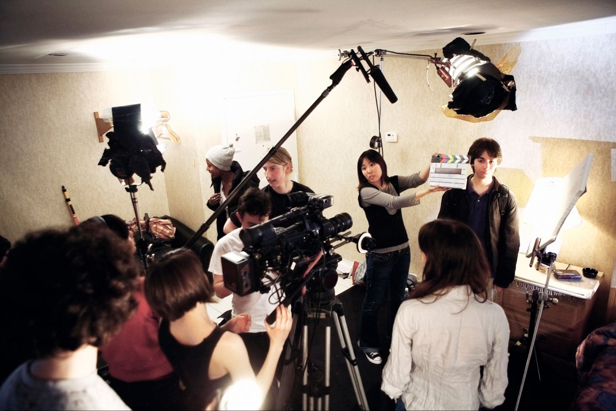 4 Lessons Entrepreneurs Can Learn From Filmmakers 1