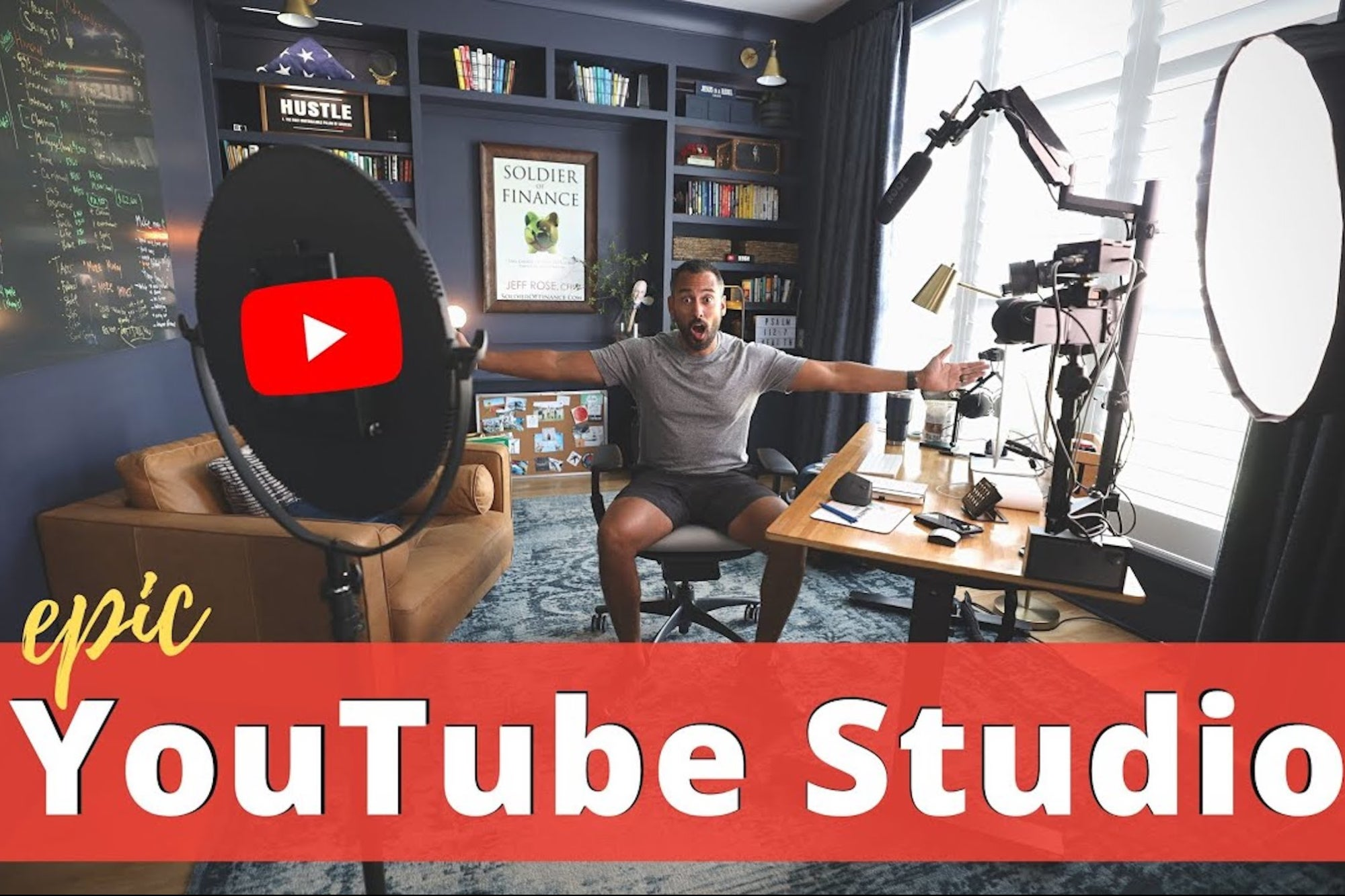 The Tools You Need to Create a YouTube Recording Studio thumbnail
