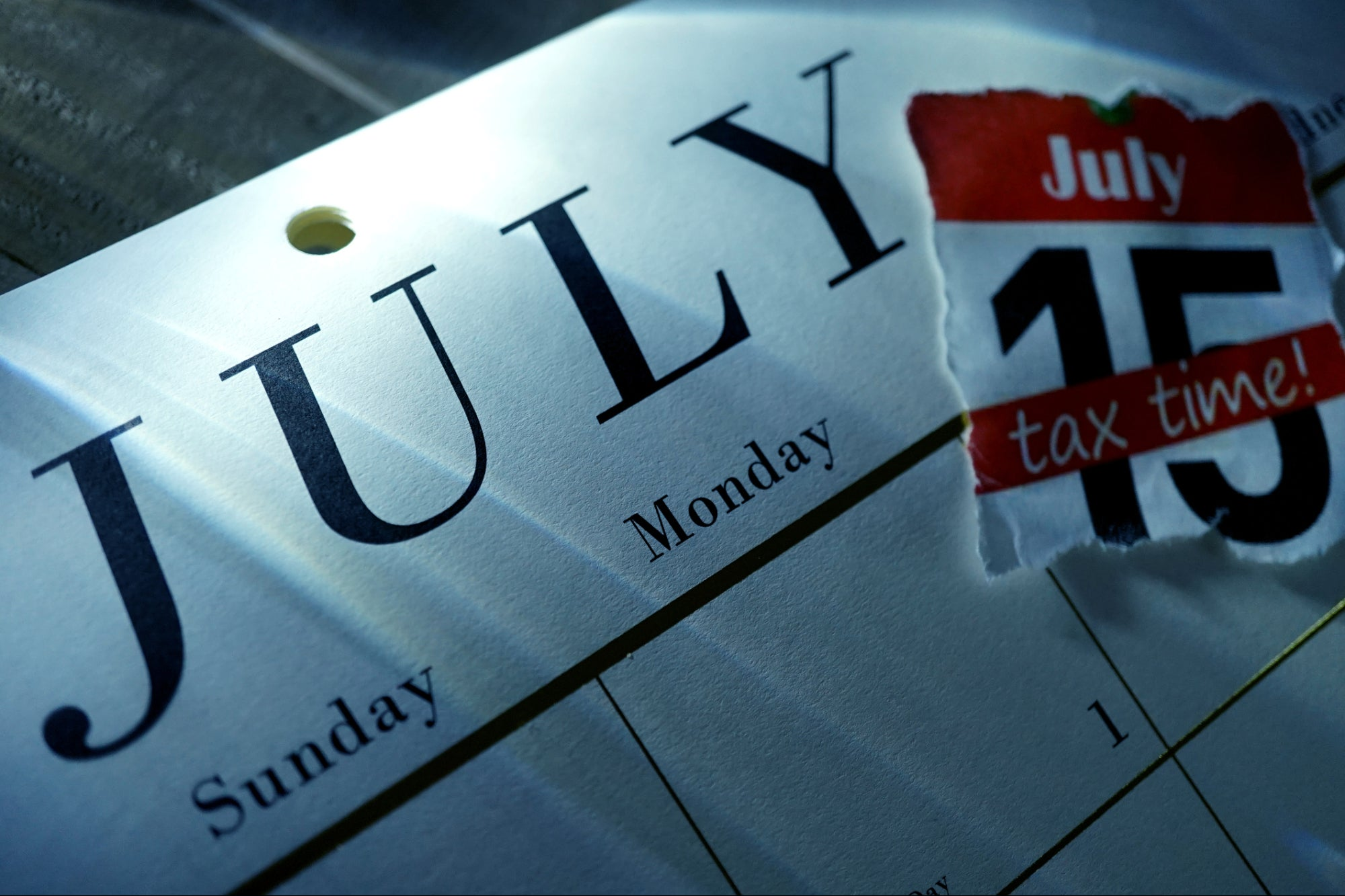 The July 15 Tax-Submitting Deadline Is Approaching; New Retirement-Account Guidelines Can Profit You