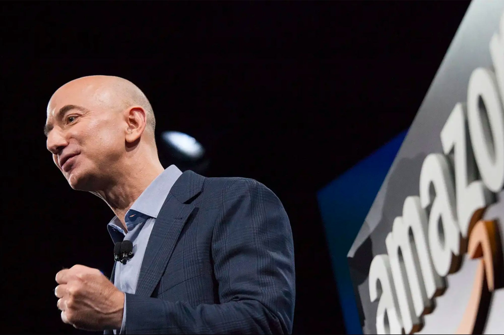 Jeff Bezos Now Worth More Than $200 Billion - Forbes