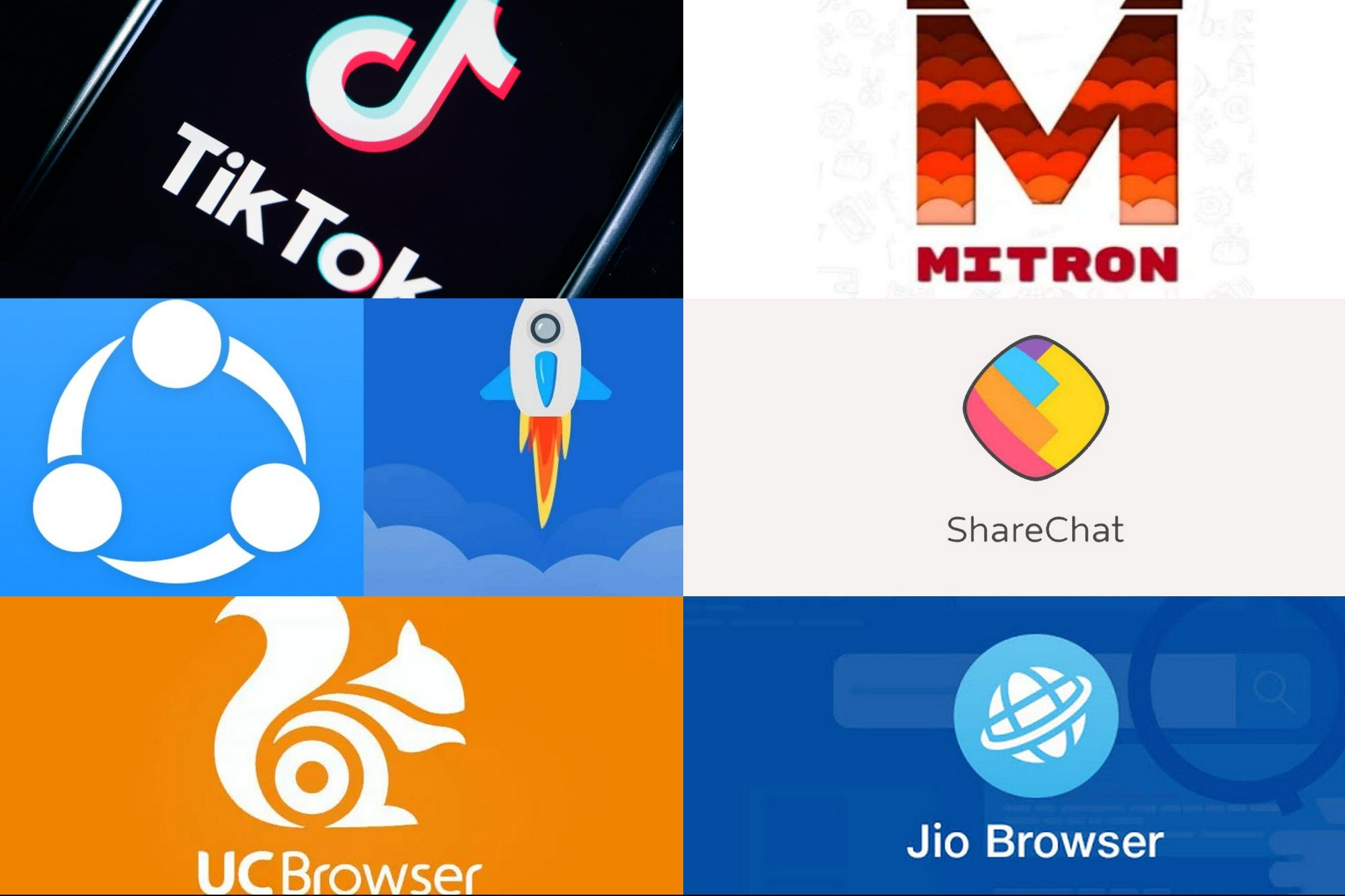 Indian Alternative to Chinese Apps like TikTok, CamScanner, Shein, and More