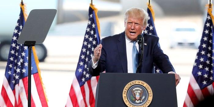 Trump Claim On Cannabis Ballot Initiatives 'Lacks Evidence'