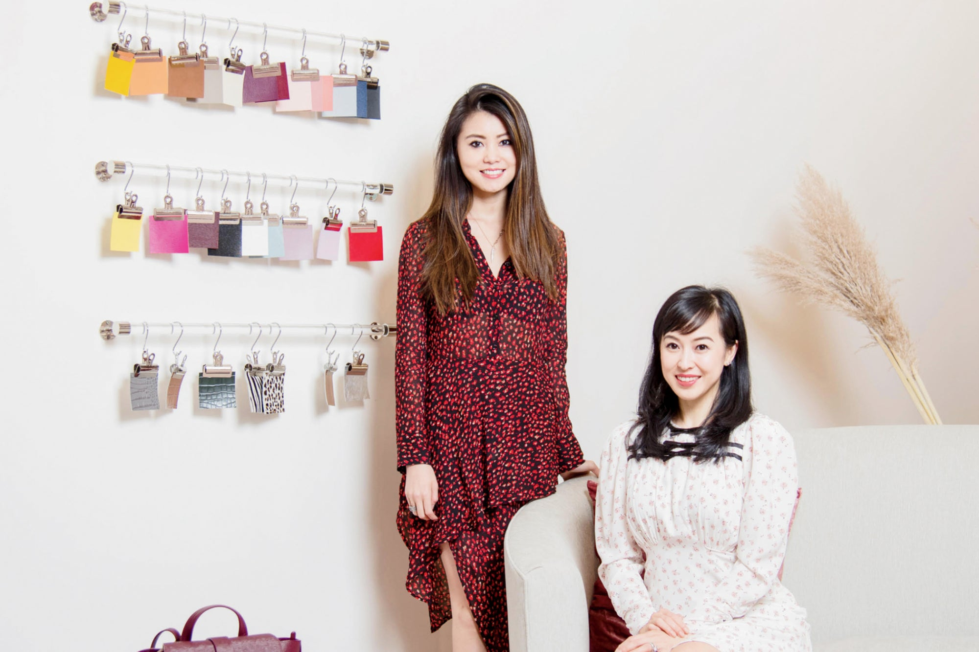 Why the Founders of Senreve Built a Fashion Brand in Silicon Valley
