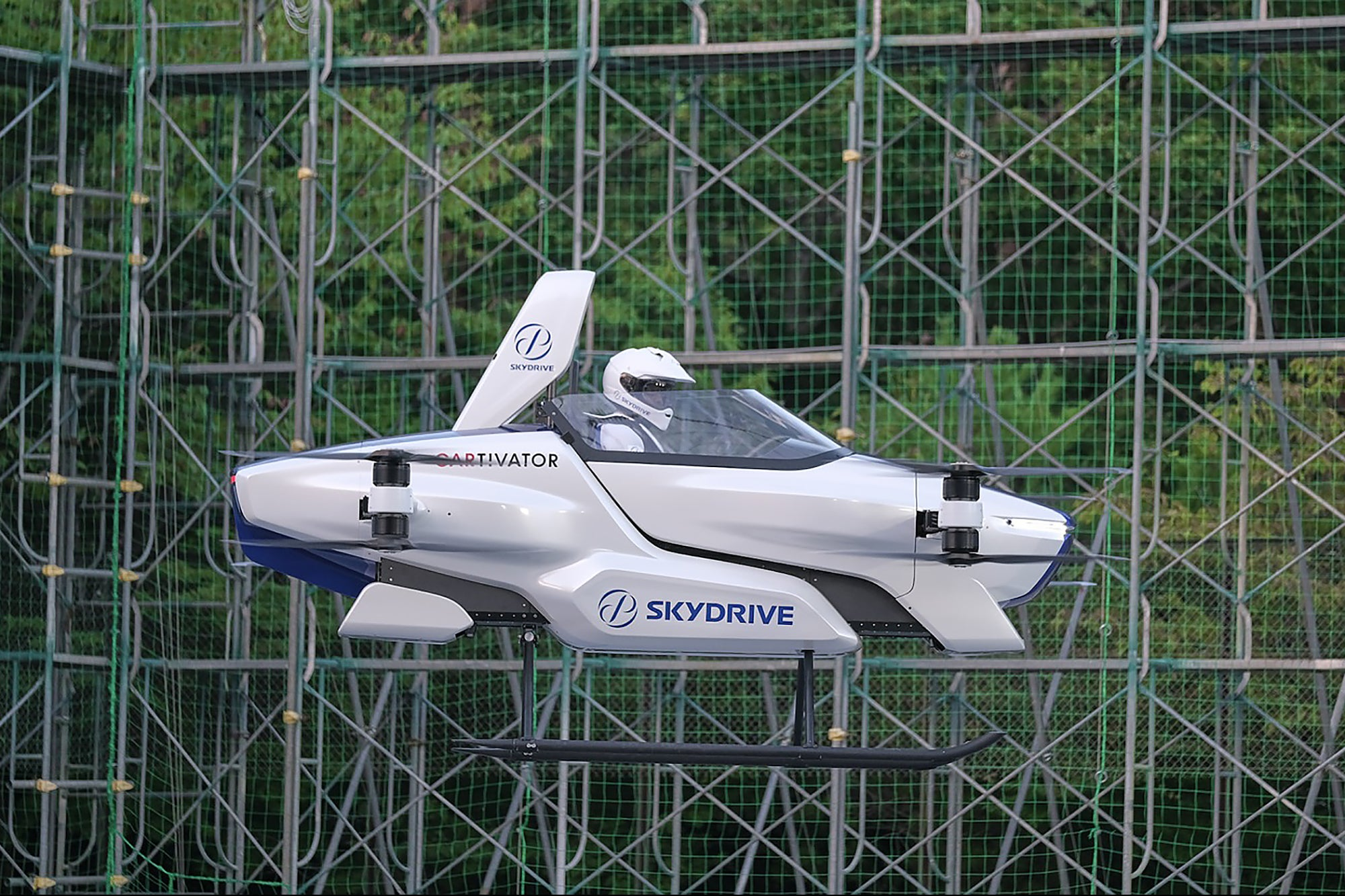 A Toyota-Backed Company Just Test Drove a Flying Car
