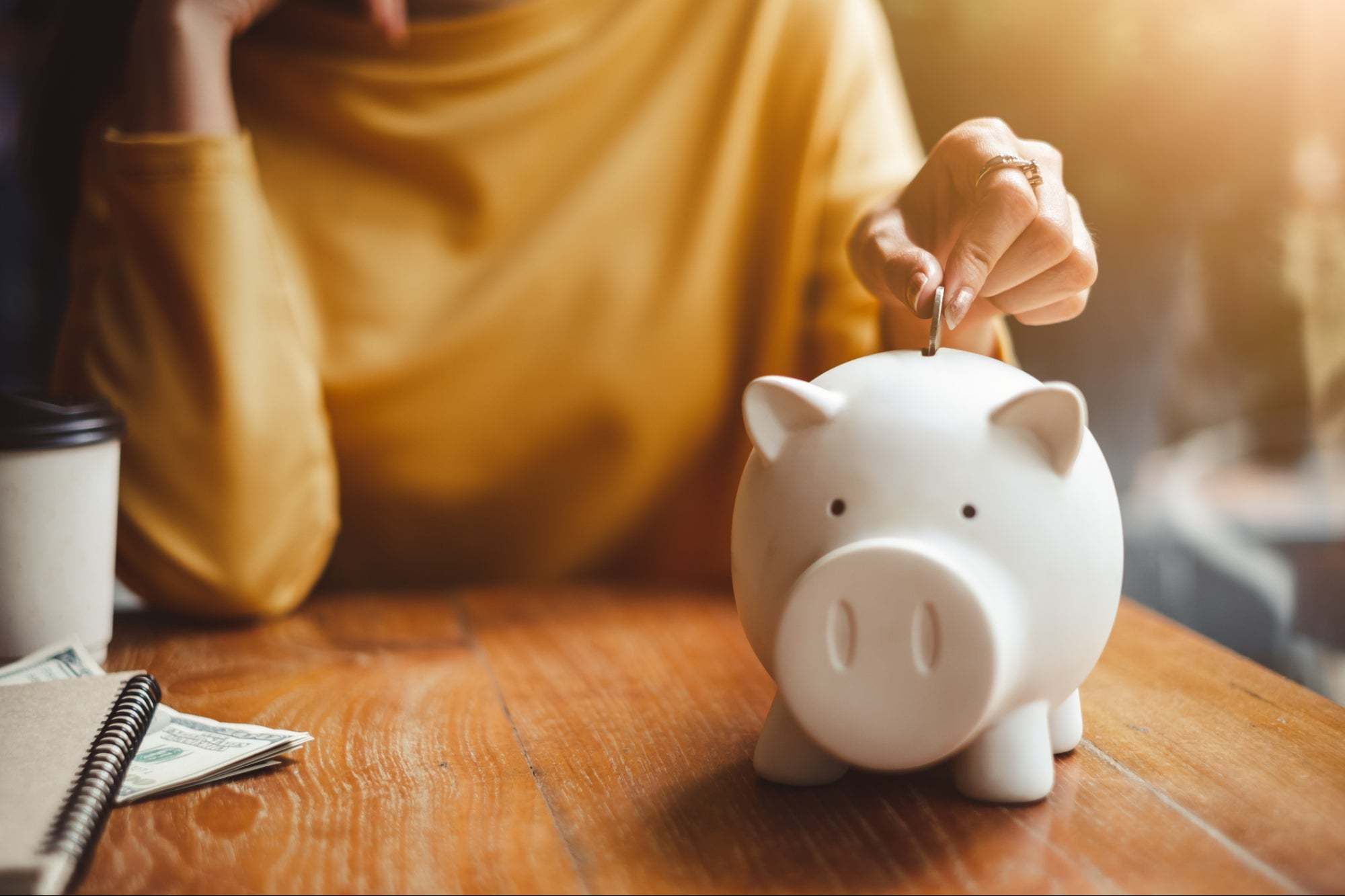 Should You Tap Into Personal Savings to Start a Business?