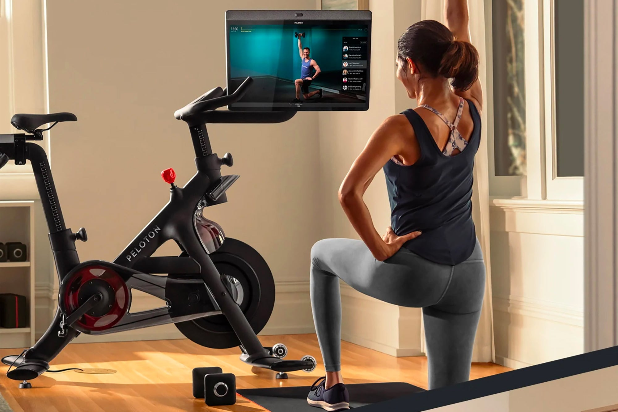 Peloton is Getting Cheaper With New Bike and Tread Options